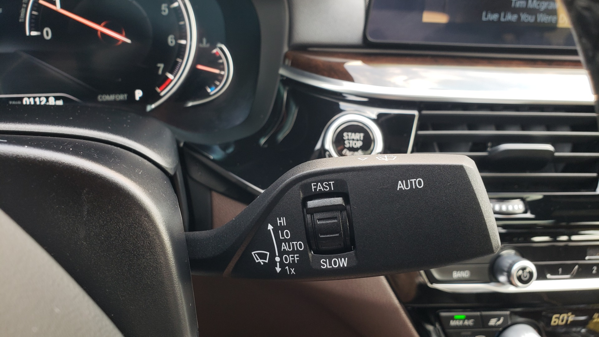 Used 2018 BMW 5 SERIES 540I XDRIVE PREMIUM / EXECUTIVE / LUXURY / H/K SND / REMOTE CONTROL PARKING for sale $40,995 at Formula Imports in Charlotte NC 28227 42