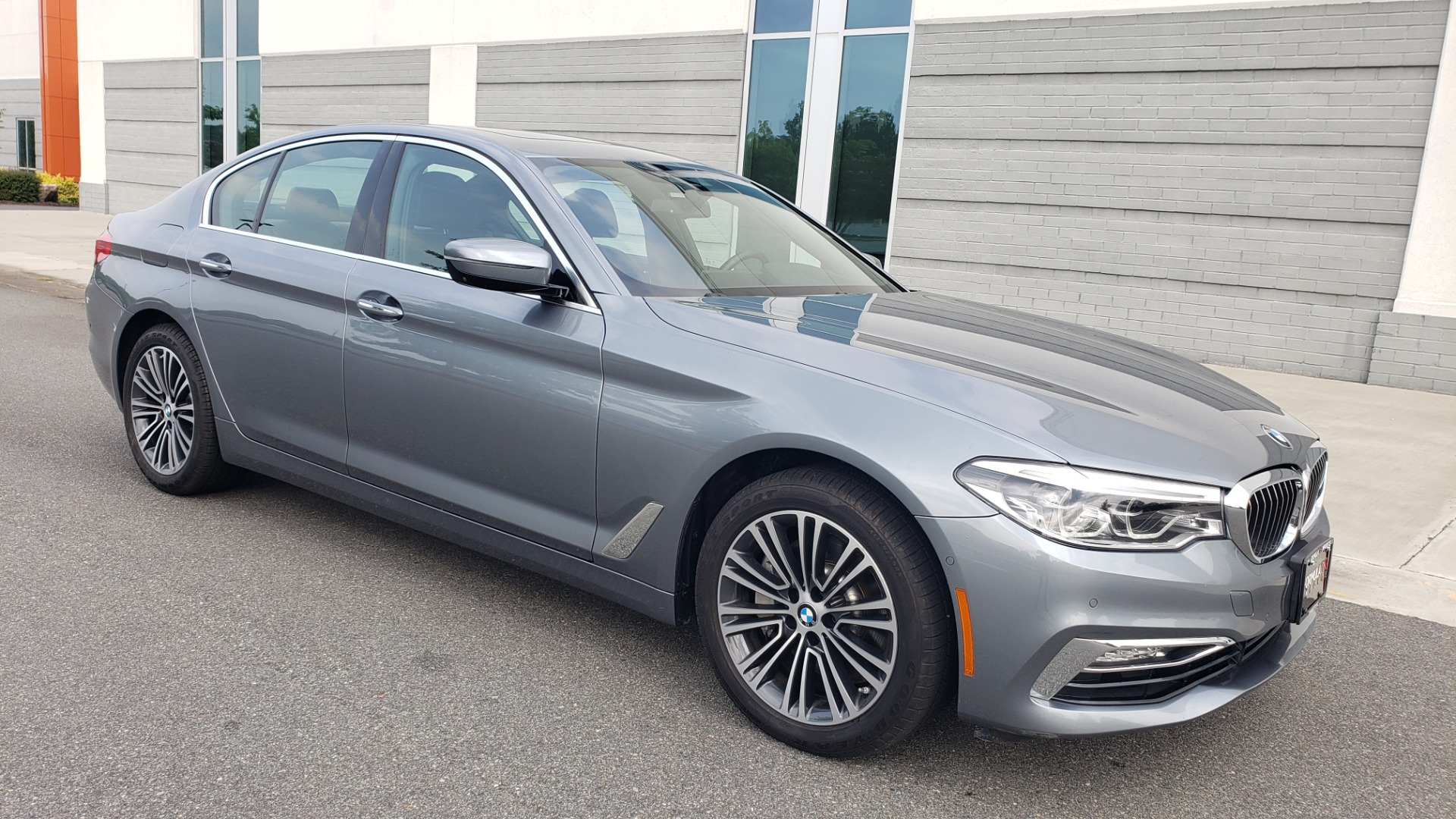 Used 2018 BMW 5 SERIES 540I XDRIVE PREMIUM / EXECUTIVE / LUXURY / H/K SND / REMOTE CONTROL PARKING for sale $40,995 at Formula Imports in Charlotte NC 28227 7