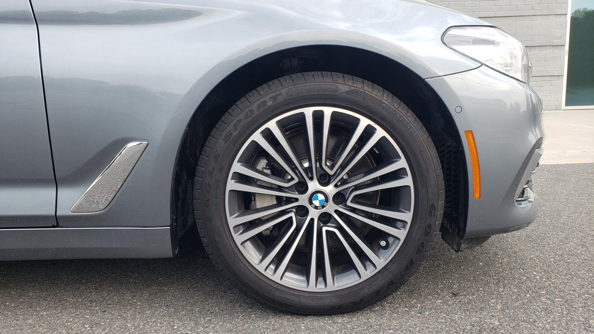 Used 2018 BMW 5 SERIES 540I XDRIVE PREMIUM / EXECUTIVE / LUXURY / H/K SND / REMOTE CONTROL PARKING for sale $40,995 at Formula Imports in Charlotte NC 28227 79