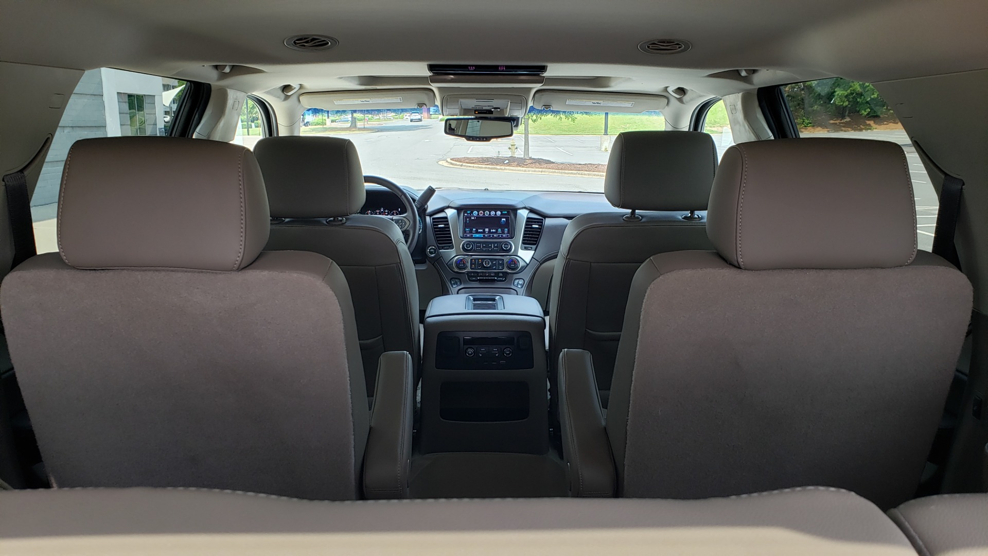 Used 2018 Chevrolet TAHOE PREMIER 4WD / NAV / SUNROOF / BOSE / 3-ROW / HUD / REARVIEW for sale $63,995 at Formula Imports in Charlotte NC 28227 18