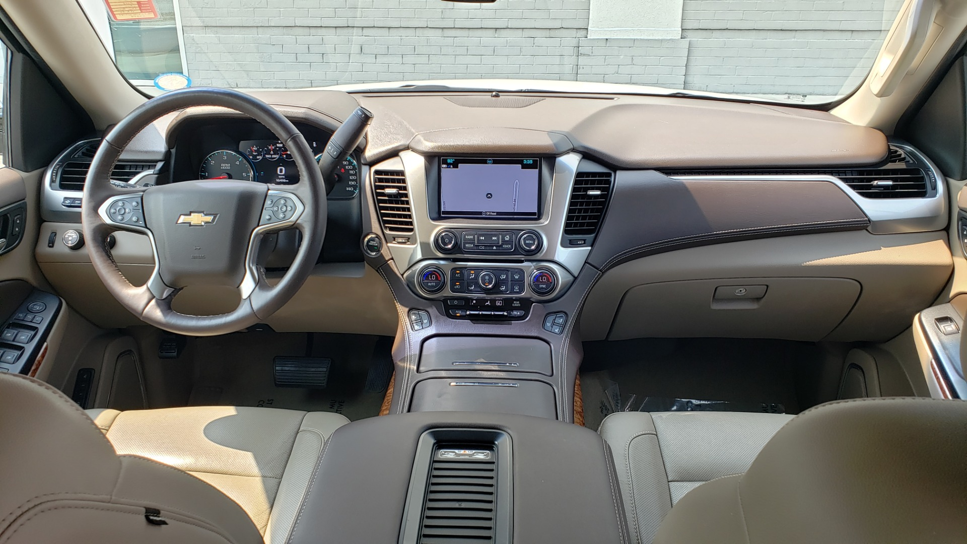 Used 2018 Chevrolet TAHOE PREMIER 4WD / NAV / SUNROOF / BOSE / 3-ROW / HUD / REARVIEW for sale $63,995 at Formula Imports in Charlotte NC 28227 81