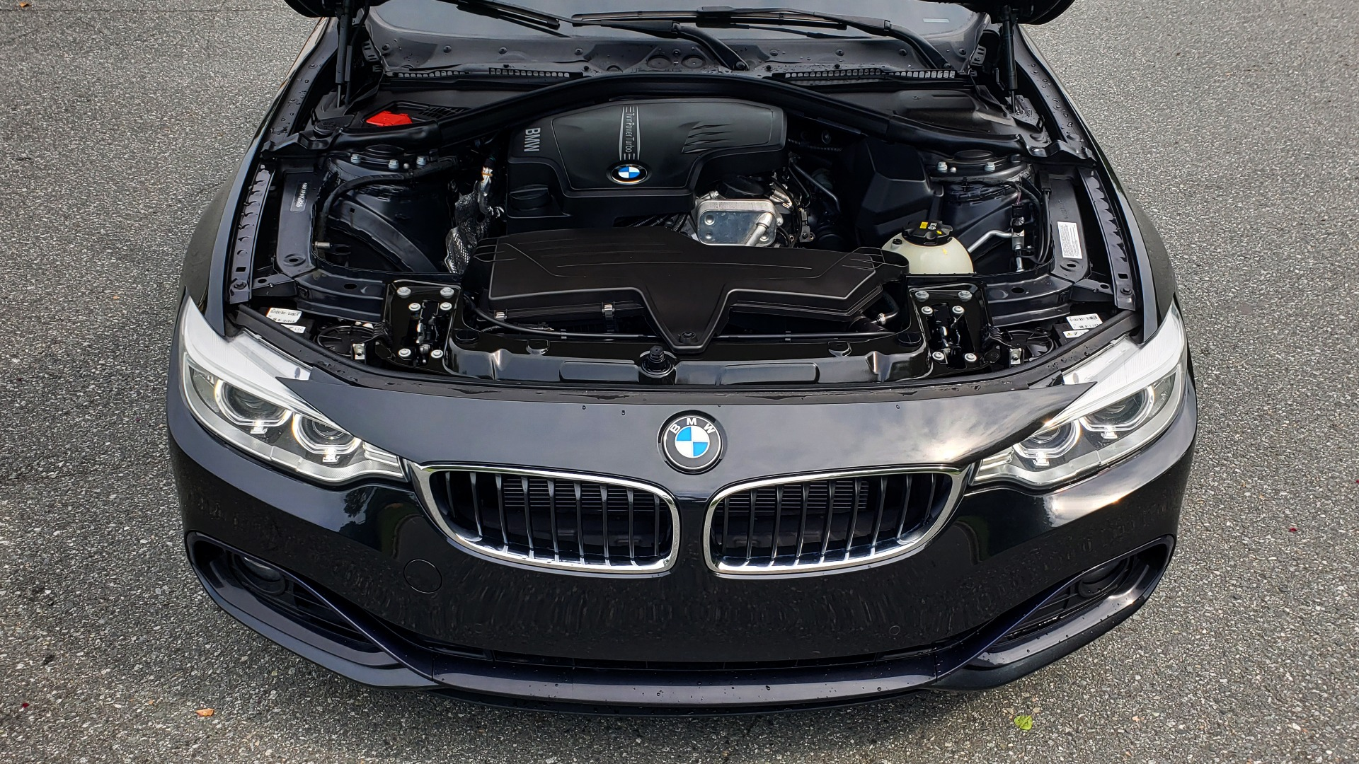 Used 2016 BMW 4 SERIES 428I PREMIUM COUPE / 2.0L / AUTO / NAV / SUNROOF / HEATED SEATS for sale $22,995 at Formula Imports in Charlotte NC 28227 10