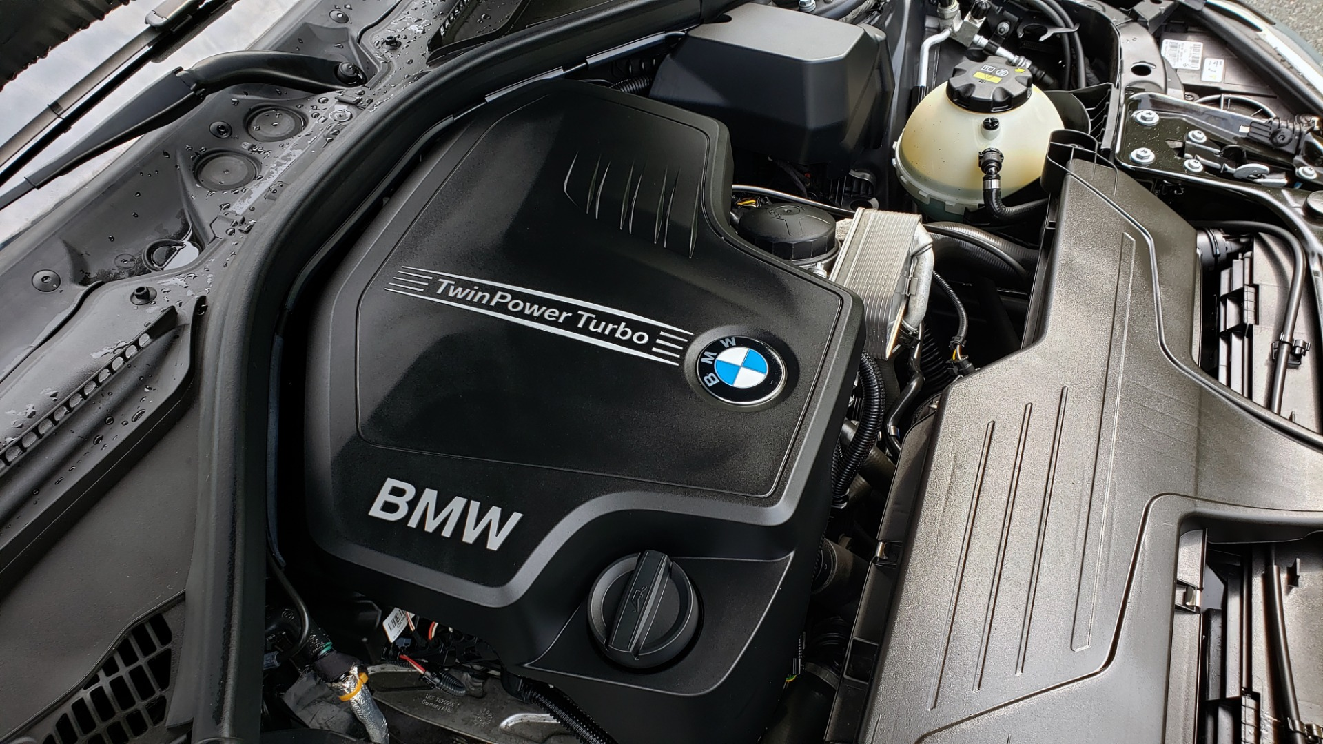 Used 2016 BMW 4 SERIES 428I PREMIUM COUPE / 2.0L / AUTO / NAV / SUNROOF / HEATED SEATS for sale $22,995 at Formula Imports in Charlotte NC 28227 12