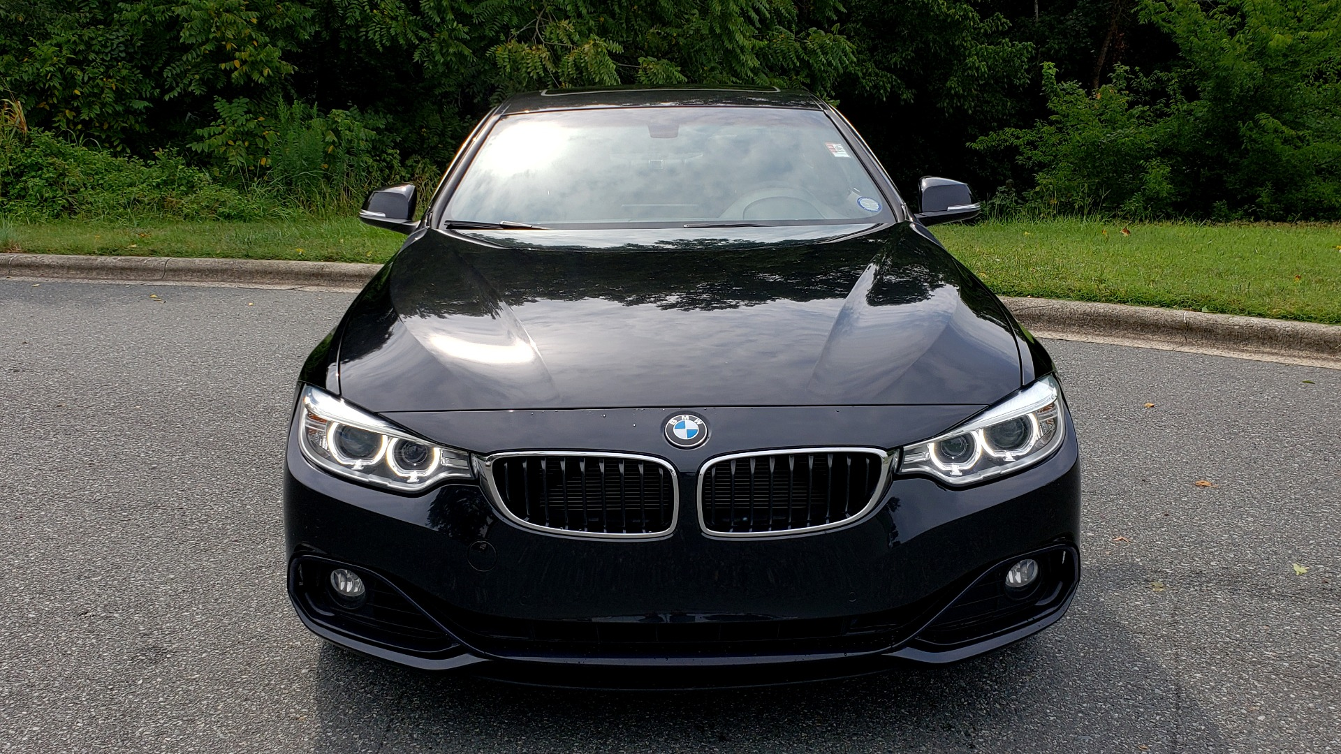 Used 2016 BMW 4 SERIES 428I PREMIUM COUPE / 2.0L / AUTO / NAV / SUNROOF / HEATED SEATS for sale $22,995 at Formula Imports in Charlotte NC 28227 17