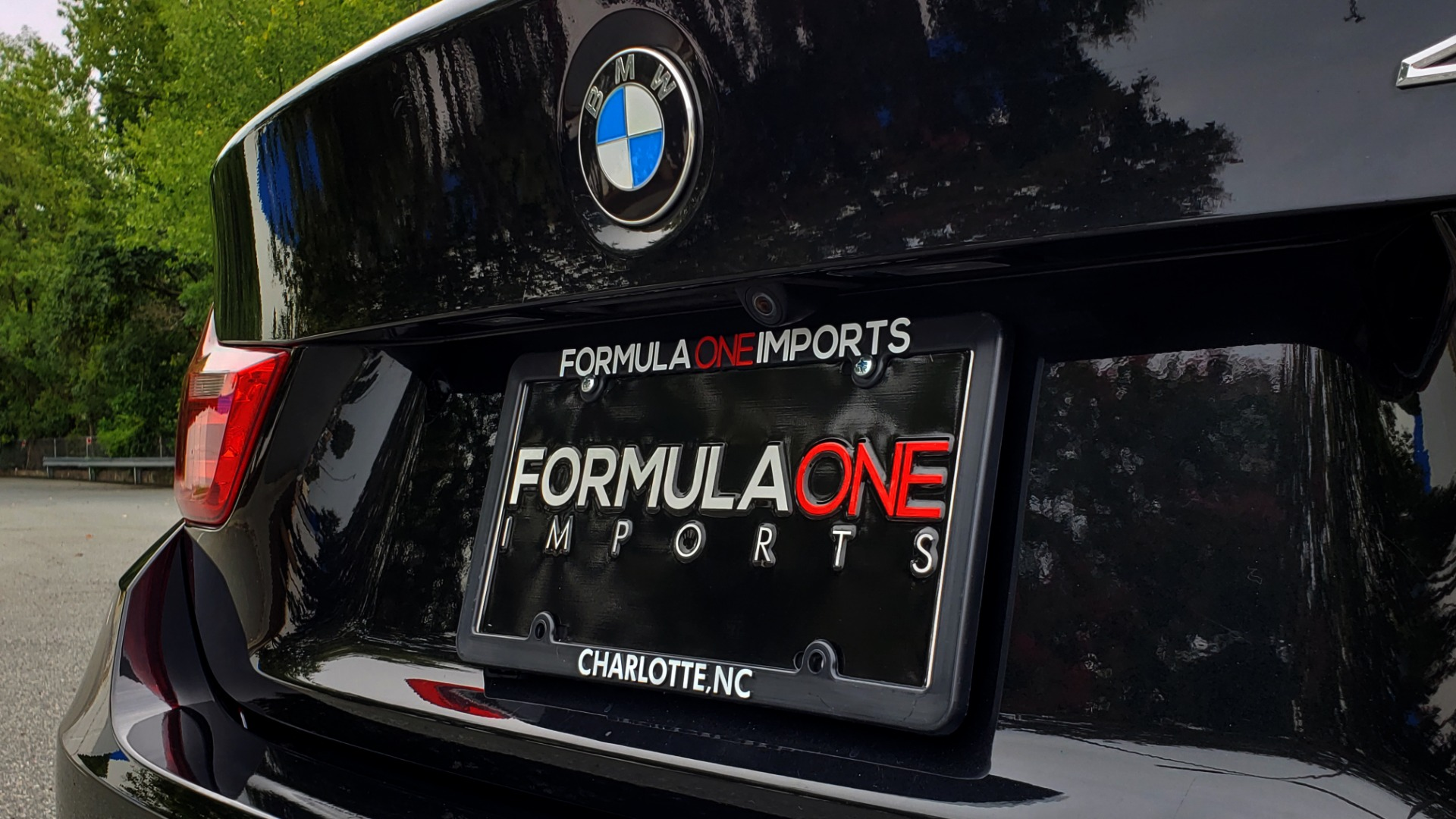 Used 2016 BMW 4 SERIES 428I PREMIUM COUPE / 2.0L / AUTO / NAV / SUNROOF / HEATED SEATS for sale $22,995 at Formula Imports in Charlotte NC 28227 27