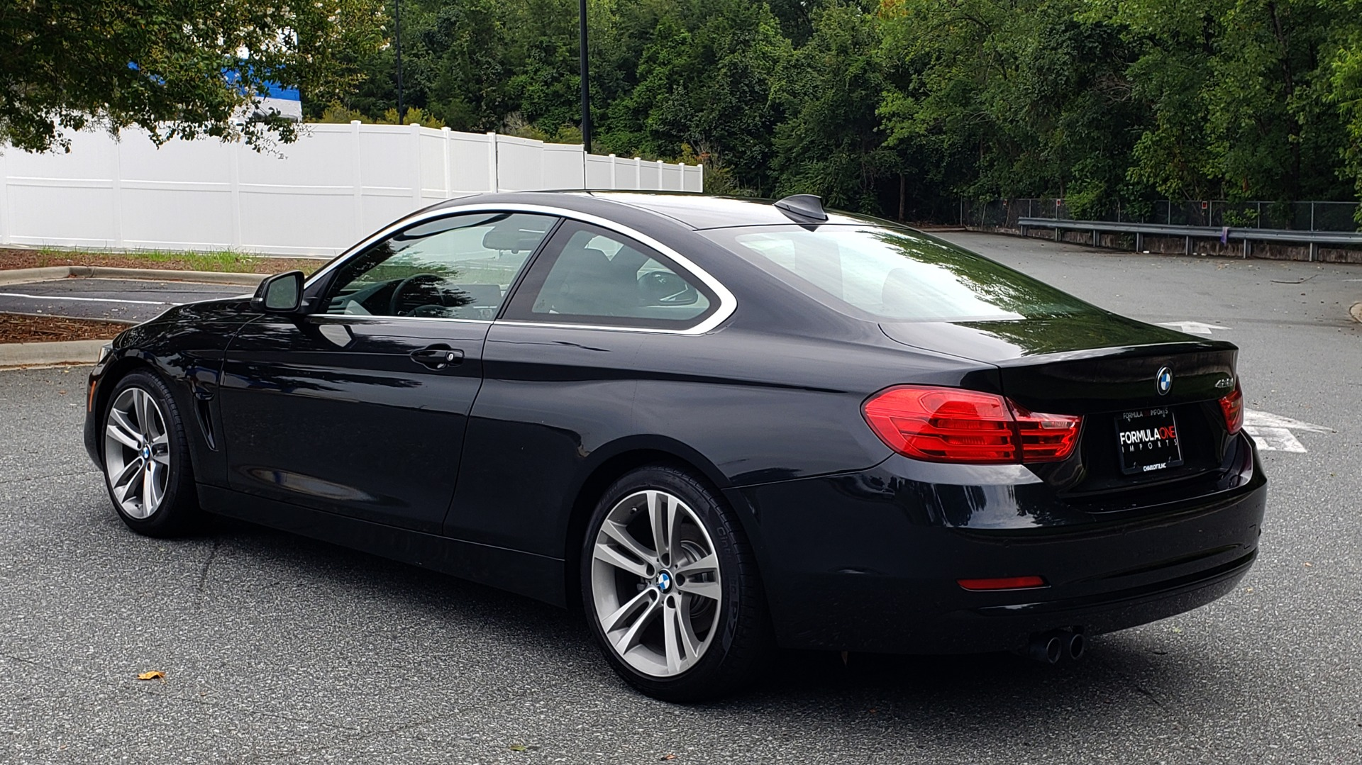 Used 2016 BMW 4 SERIES 428I PREMIUM COUPE / 2.0L / AUTO / NAV / SUNROOF / HEATED SEATS for sale $22,995 at Formula Imports in Charlotte NC 28227 3