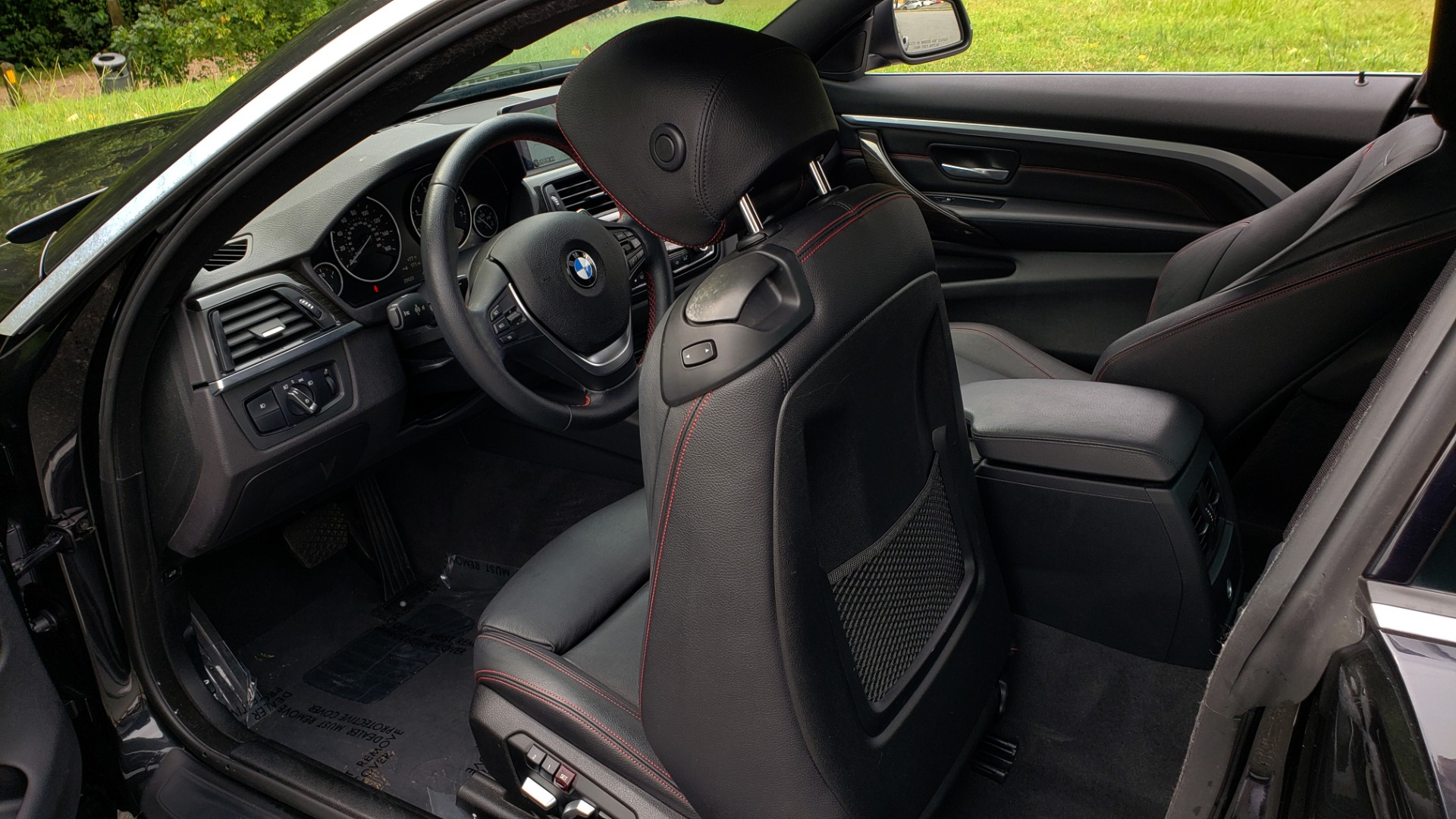Used 2016 BMW 4 SERIES 428I PREMIUM COUPE / 2.0L / AUTO / NAV / SUNROOF / HEATED SEATS for sale $22,995 at Formula Imports in Charlotte NC 28227 53