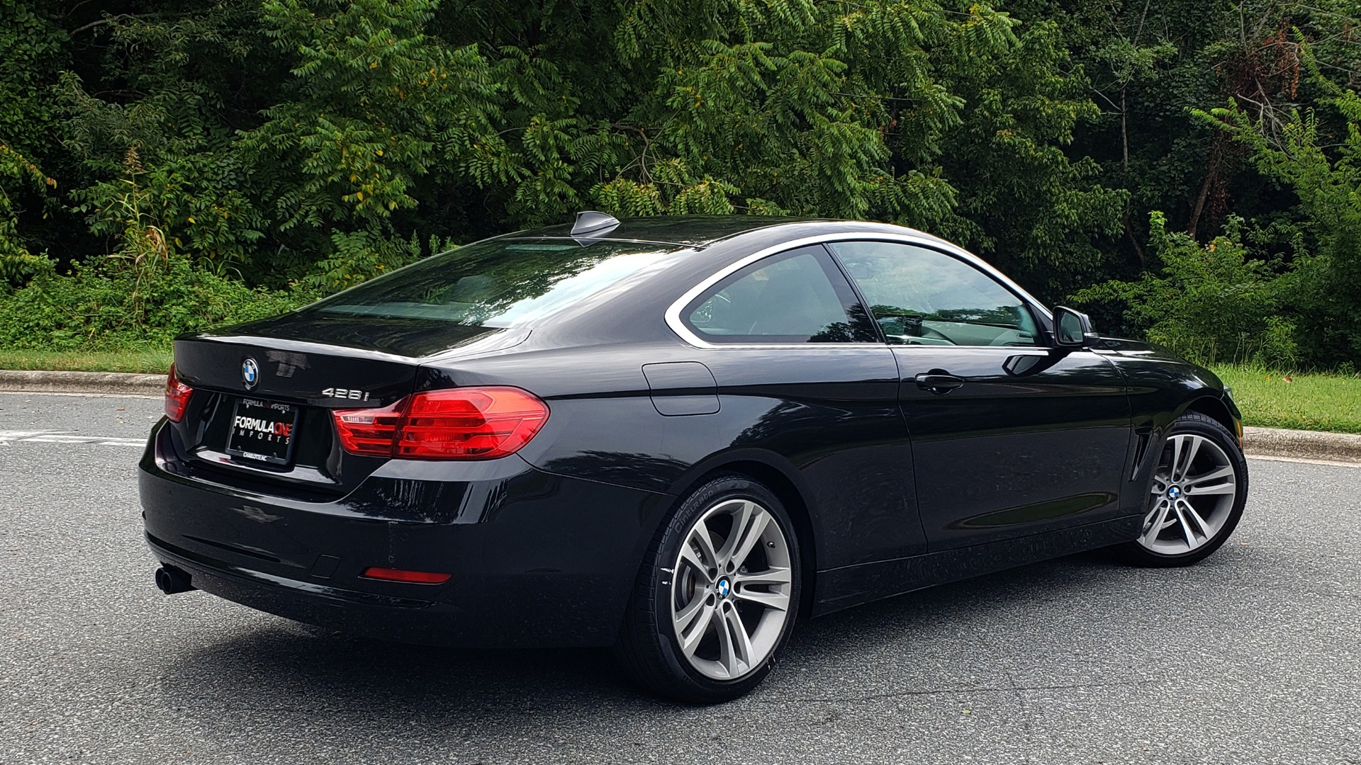 Used 2016 BMW 4 SERIES 428I PREMIUM COUPE / 2.0L / AUTO / NAV / SUNROOF / HEATED SEATS for sale $22,995 at Formula Imports in Charlotte NC 28227 6