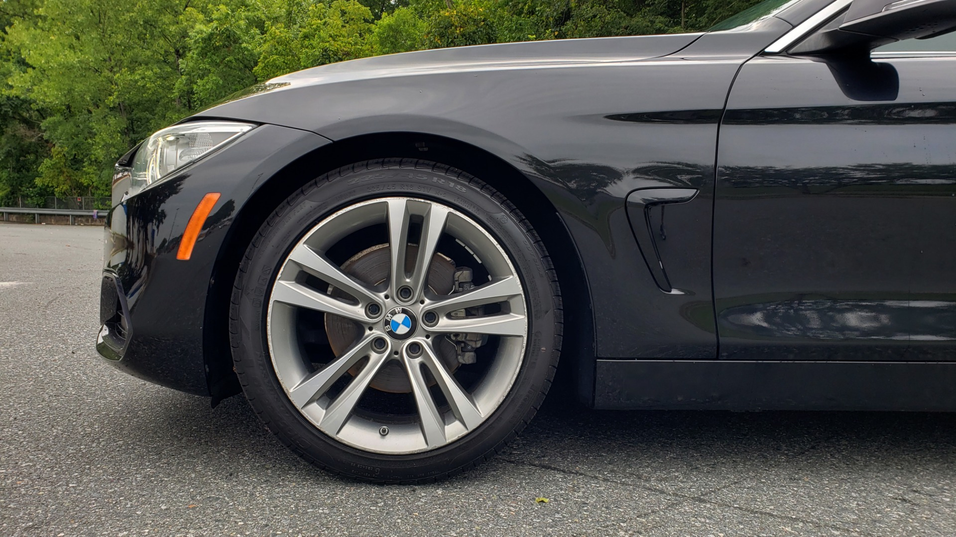 Used 2016 BMW 4 SERIES 428I PREMIUM COUPE / 2.0L / AUTO / NAV / SUNROOF / HEATED SEATS for sale $22,995 at Formula Imports in Charlotte NC 28227 66
