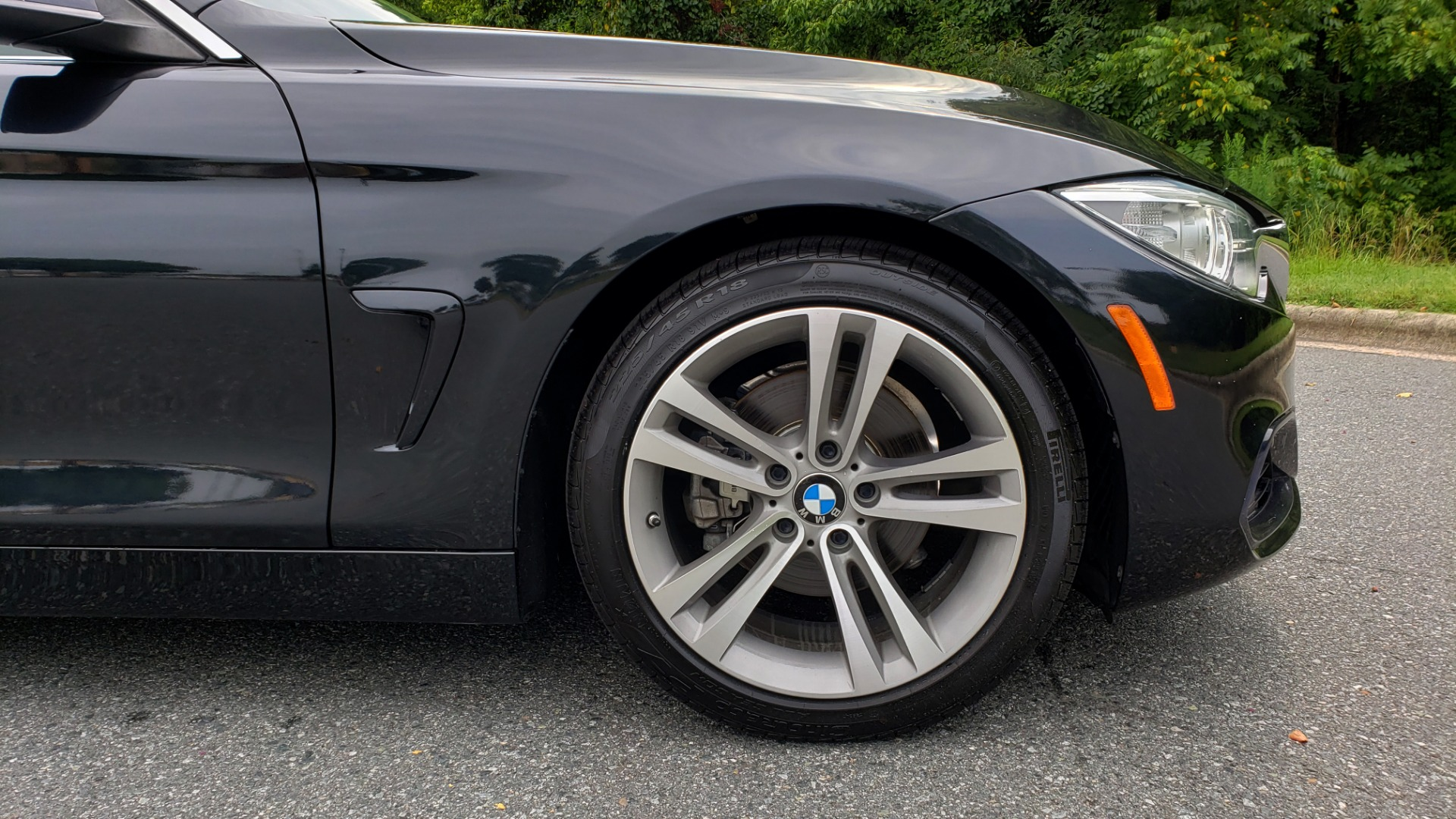Used 2016 BMW 4 SERIES 428I PREMIUM COUPE / 2.0L / AUTO / NAV / SUNROOF / HEATED SEATS for sale $22,995 at Formula Imports in Charlotte NC 28227 69