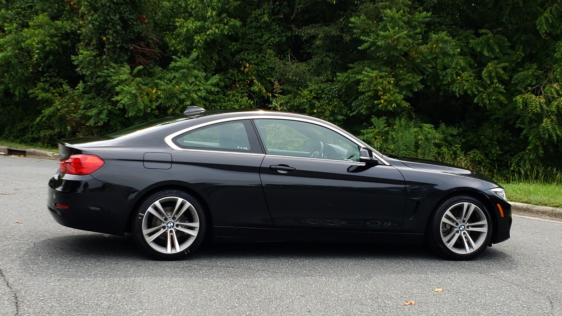 Used 2016 BMW 4 SERIES 428I PREMIUM COUPE / 2.0L / AUTO / NAV / SUNROOF / HEATED SEATS for sale $22,995 at Formula Imports in Charlotte NC 28227 7