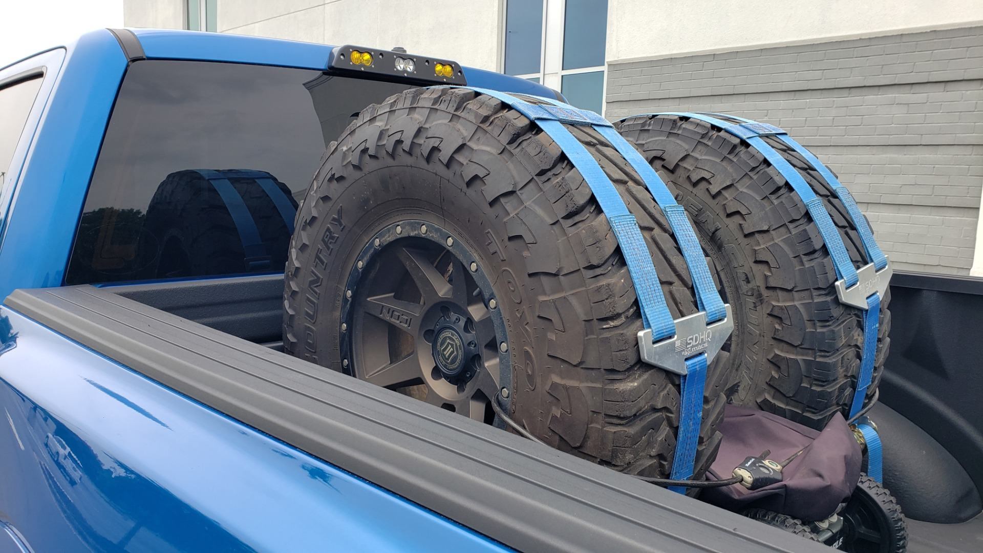 Used 2019 Ford F-150 RAPTOR 4X4 / CREWCAB / PRE-RUNNER CUSTOM SUSPENSION for sale $79,999 at Formula Imports in Charlotte NC 28227 10