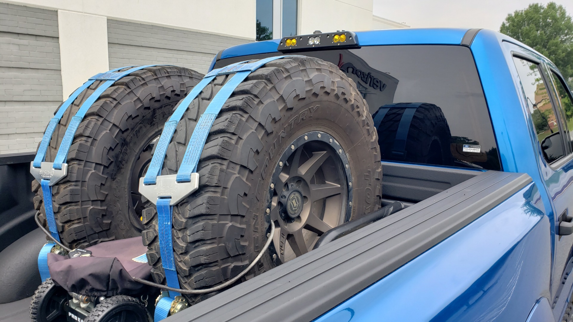 Used 2019 Ford F-150 RAPTOR 4X4 / CREWCAB / PRE-RUNNER CUSTOM SUSPENSION for sale $79,999 at Formula Imports in Charlotte NC 28227 20
