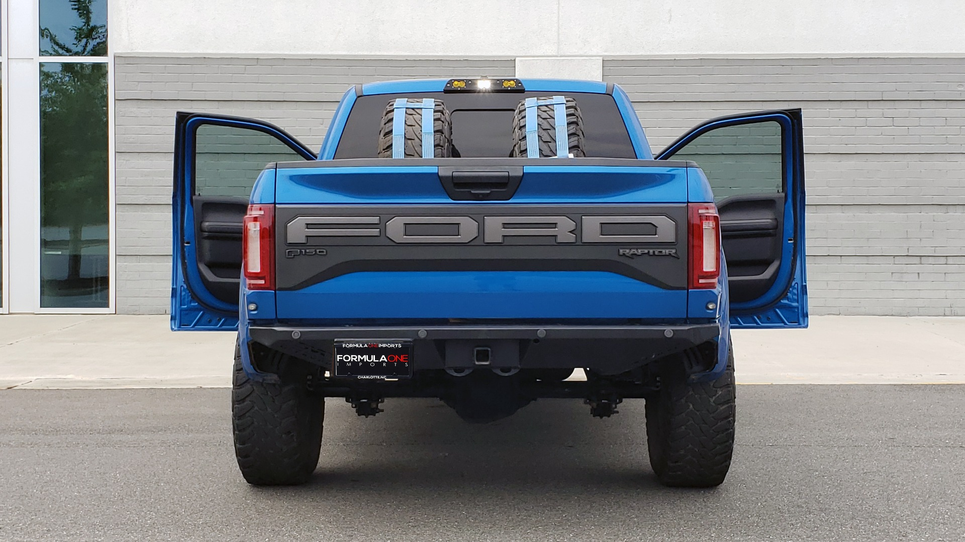 Used 2019 Ford F-150 RAPTOR 4X4 / CREWCAB / PRE-RUNNER CUSTOM SUSPENSION for sale $79,999 at Formula Imports in Charlotte NC 28227 39
