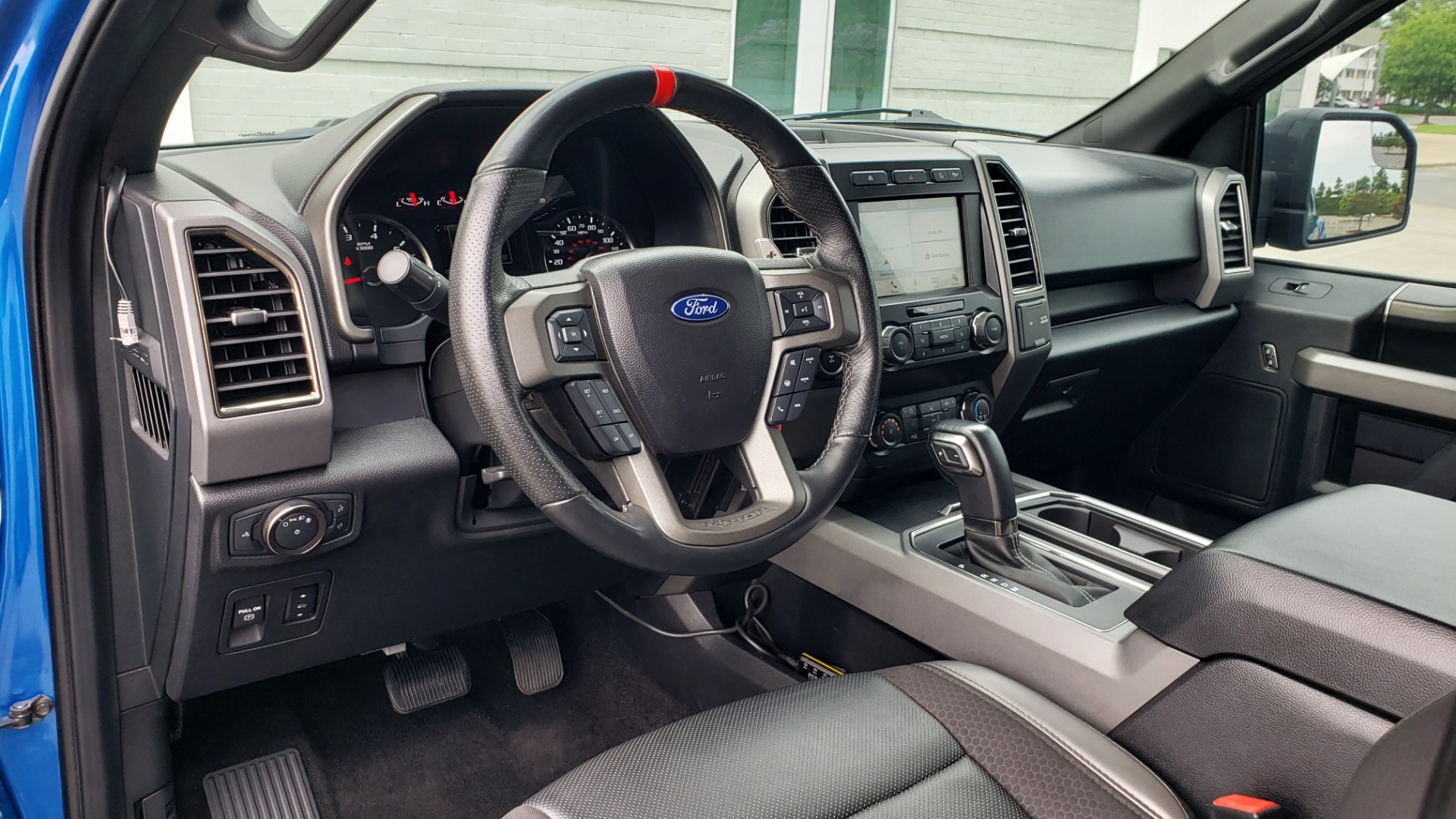Used 2019 Ford F-150 RAPTOR 4X4 / CREWCAB / PRE-RUNNER CUSTOM SUSPENSION for sale $79,999 at Formula Imports in Charlotte NC 28227 49