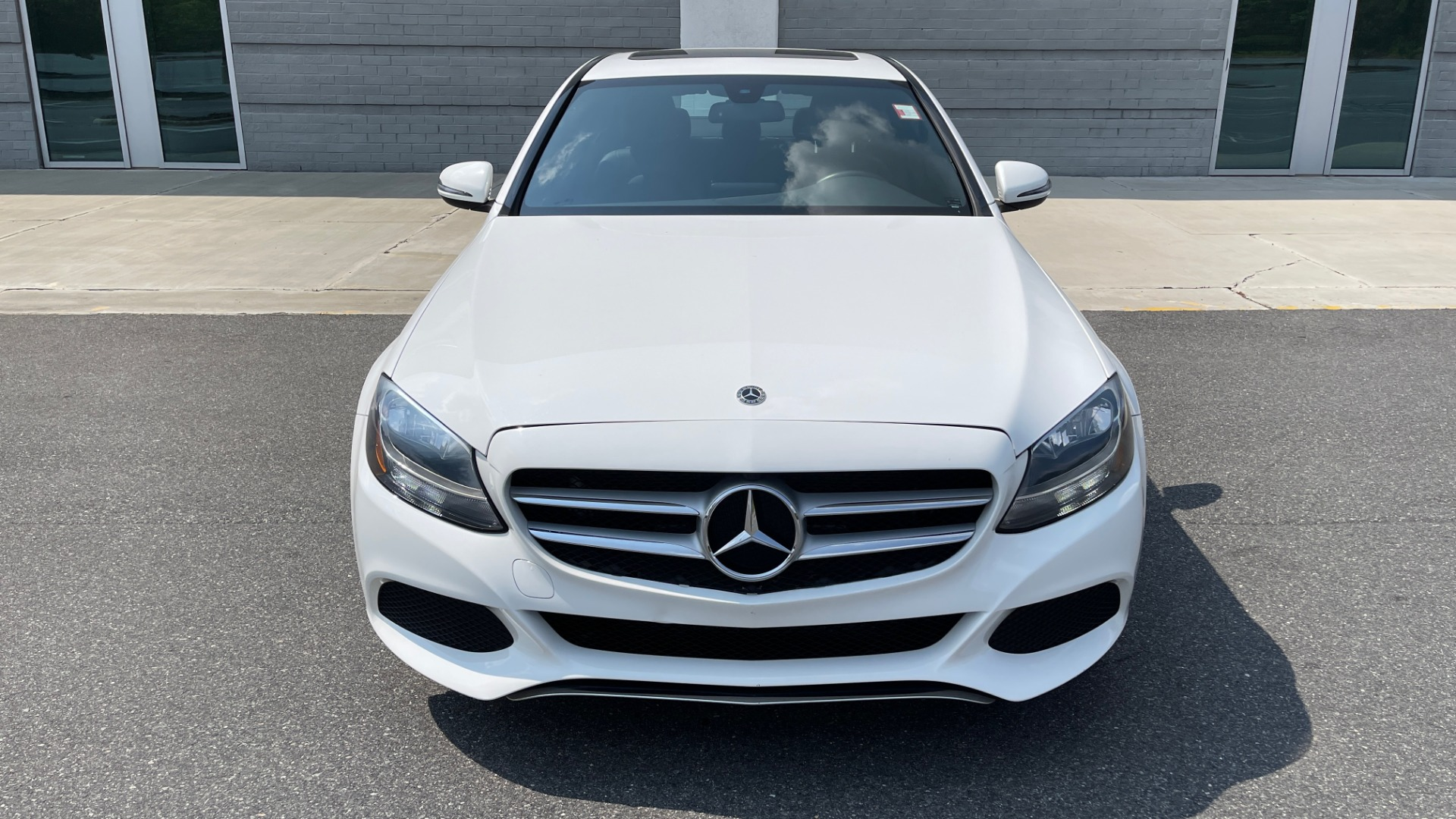 Used 2018 Mercedes-Benz C-CLASS C 300 / 2.0L / RWD / SUNROOF / APPLE~ANDROID / REARVIEW for sale $29,995 at Formula Imports in Charlotte NC 28227 11