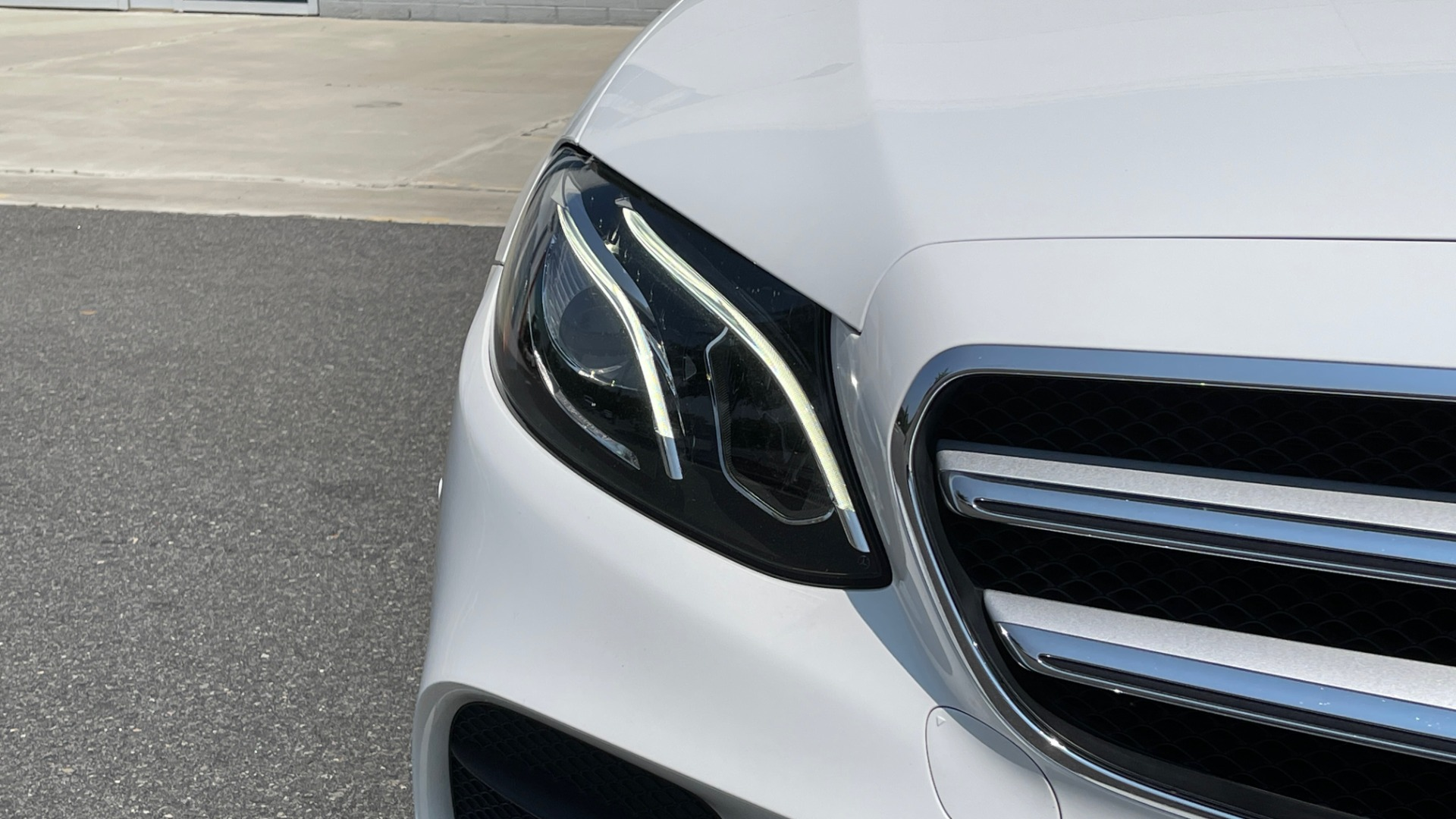Used 2018 Mercedes-Benz E-CLASS E 300 / 2.0L I4 TURBO / NAV / BSA / SUNROOF / REARVIEW for sale Sold at Formula Imports in Charlotte NC 28227 15