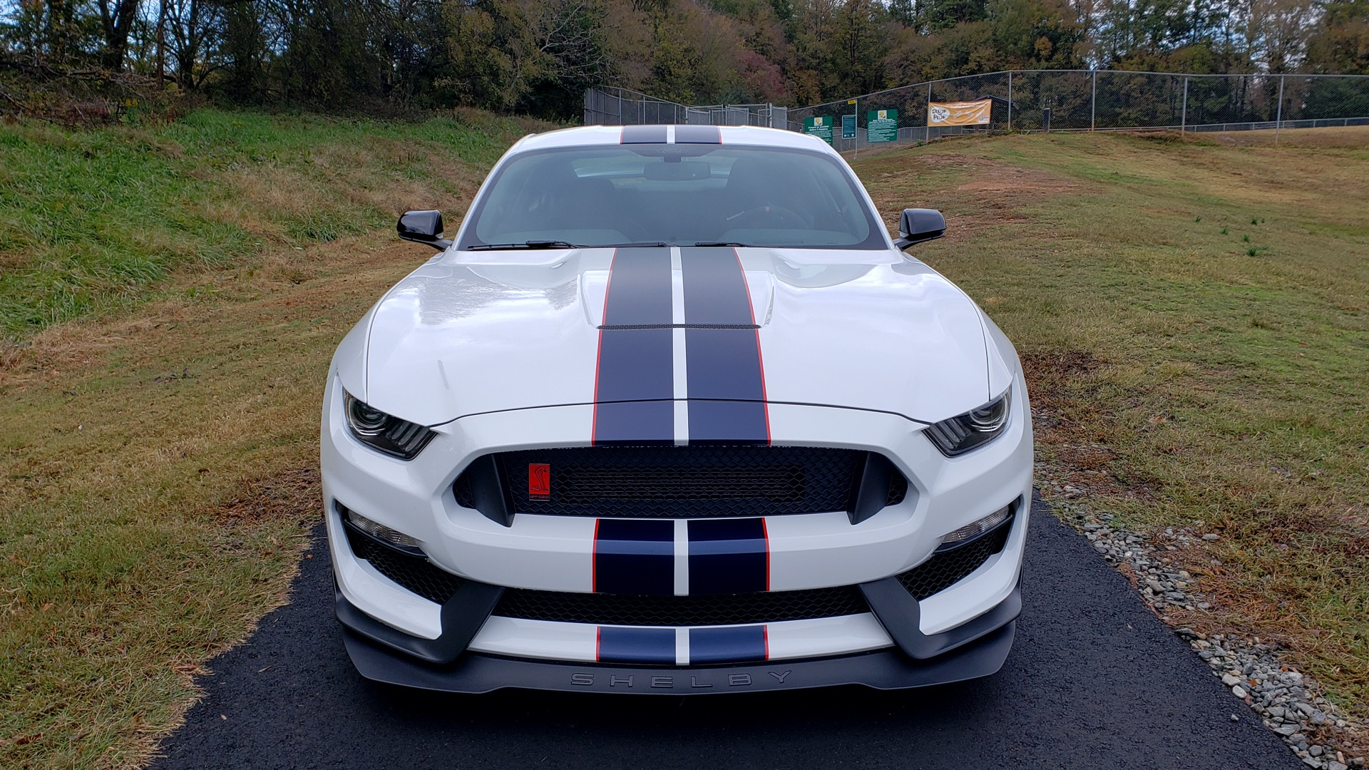 Used 2019 Ford MUSTANG SHELBY GT350R COUPE / B&O SOUND / ELECTRONICS PKG for sale Sold at Formula Imports in Charlotte NC 28227 11