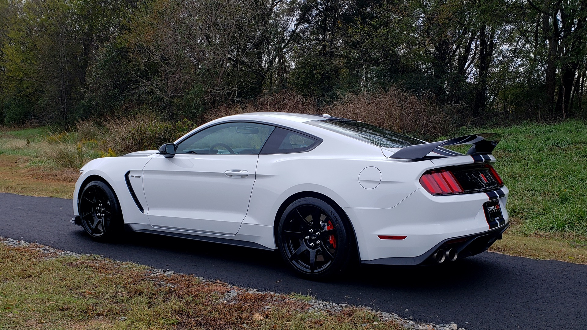 Used 2019 Ford MUSTANG SHELBY GT350R COUPE / B&O SOUND / ELECTRONICS PKG for sale Sold at Formula Imports in Charlotte NC 28227 4