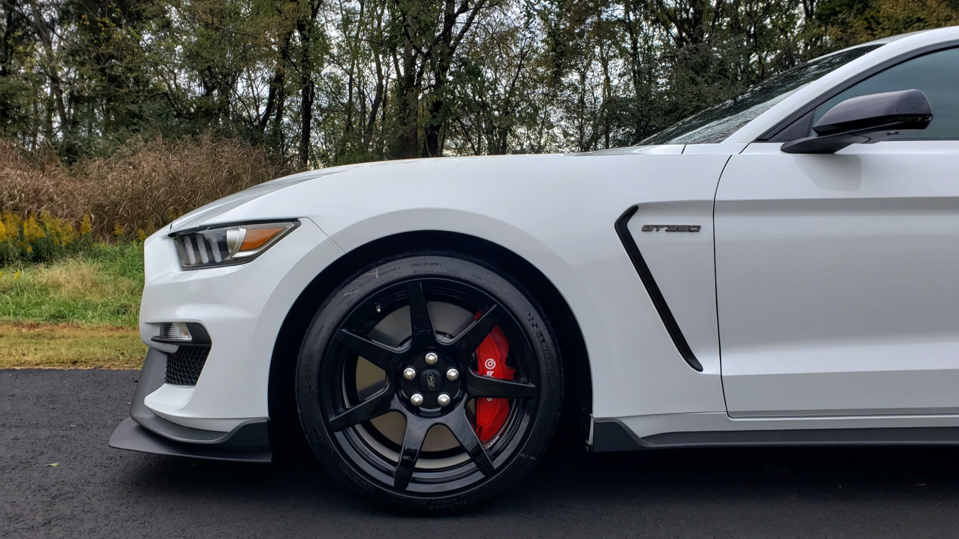 Used 2019 Ford MUSTANG SHELBY GT350R COUPE / B&O SOUND / ELECTRONICS PKG for sale Sold at Formula Imports in Charlotte NC 28227 6