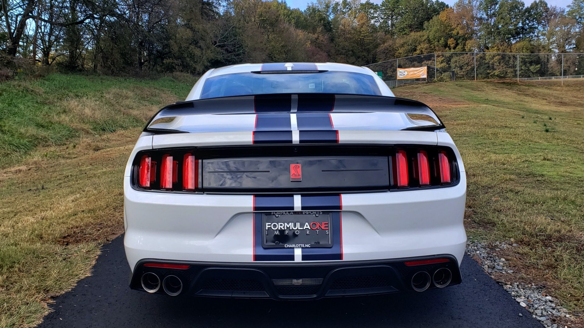 Used 2019 Ford MUSTANG SHELBY GT350R COUPE / B&O SOUND / ELECTRONICS PKG for sale Sold at Formula Imports in Charlotte NC 28227 74