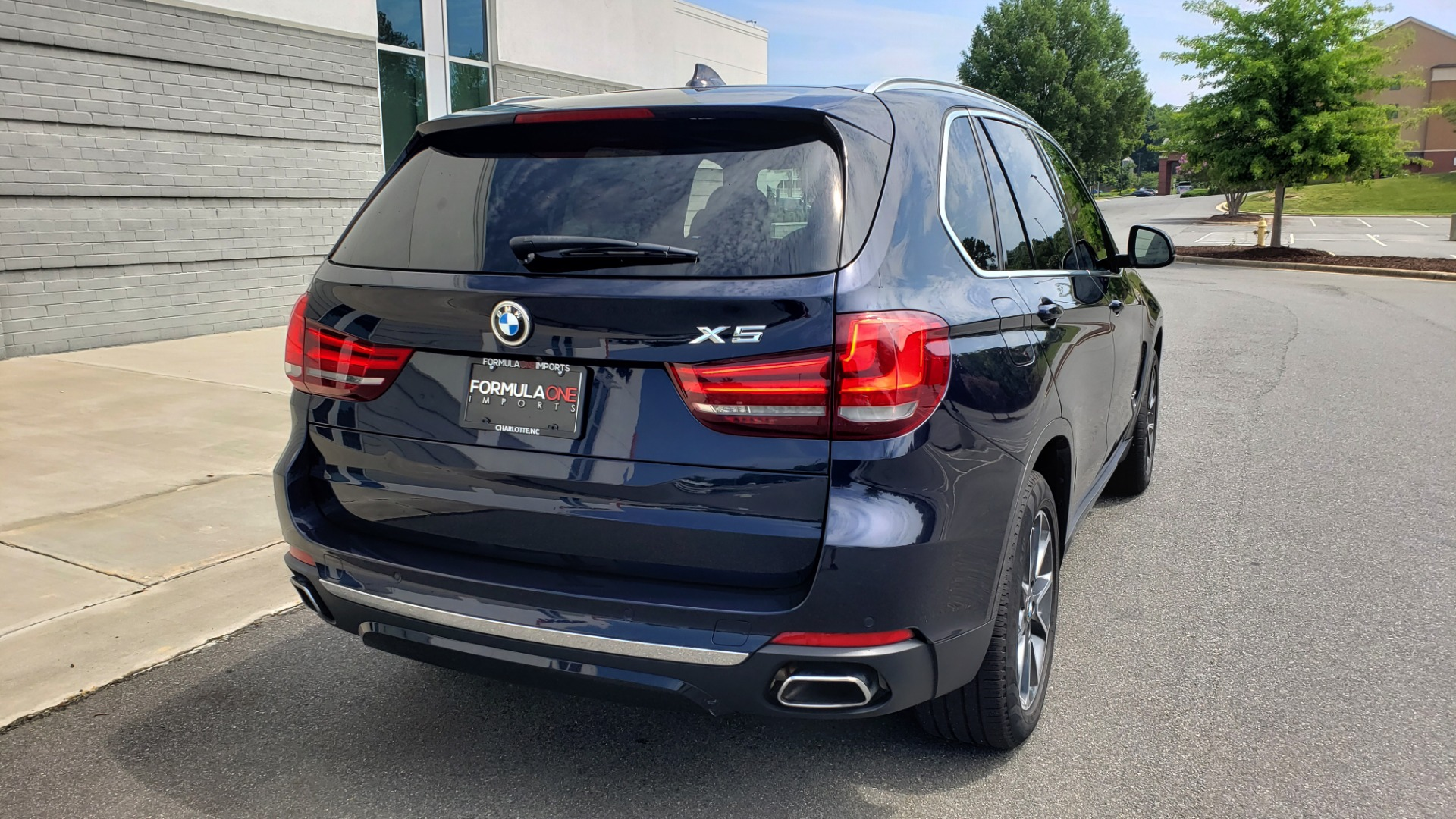 Used 2018 BMW X5 XDRIVE35I PREMIUM / LUXURY / DRVR ASST / HUD / LANE WARNING / REARVIEW for sale $43,695 at Formula Imports in Charlotte NC 28227 2