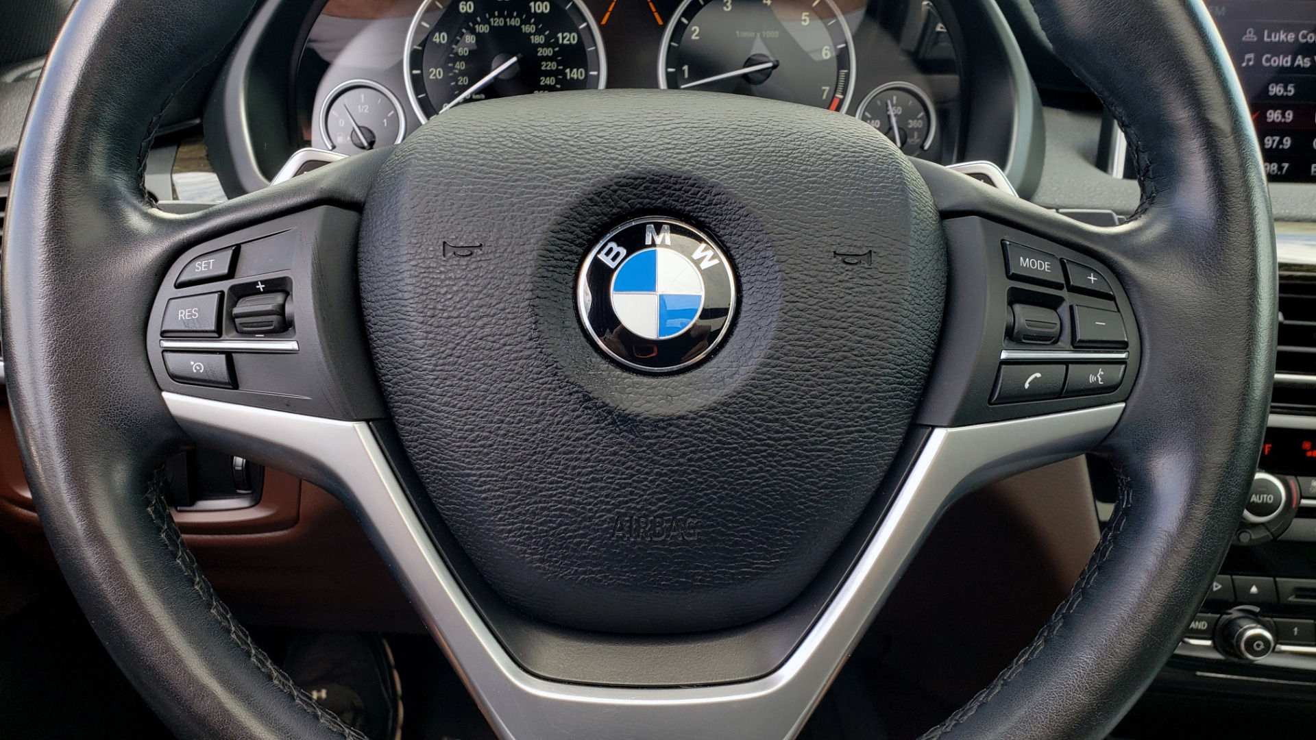 Used 2018 BMW X5 XDRIVE35I PREMIUM / LUXURY / DRVR ASST / HUD / LANE WARNING / REARVIEW for sale $43,695 at Formula Imports in Charlotte NC 28227 45