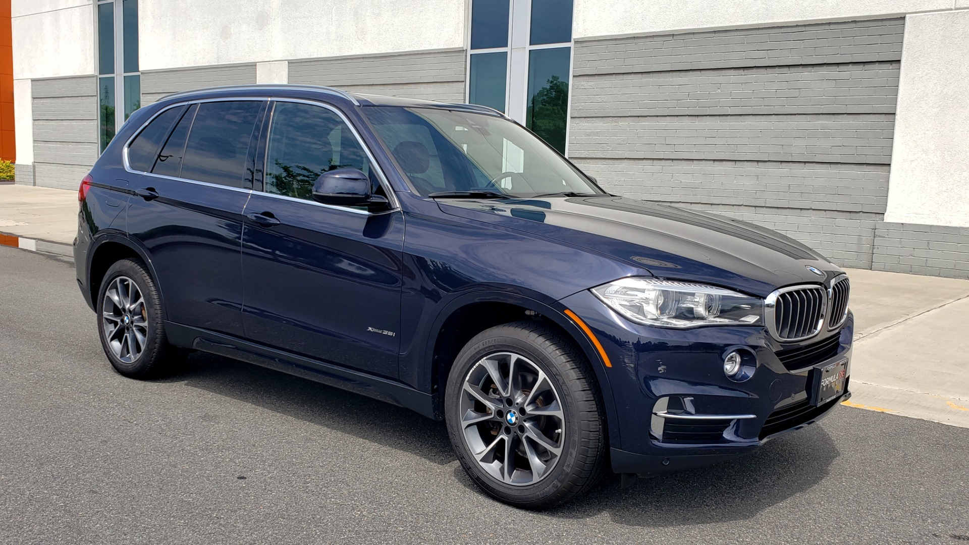 Used 2018 BMW X5 XDRIVE35I PREMIUM / LUXURY / DRVR ASST / HUD / LANE WARNING / REARVIEW for sale $43,695 at Formula Imports in Charlotte NC 28227 7