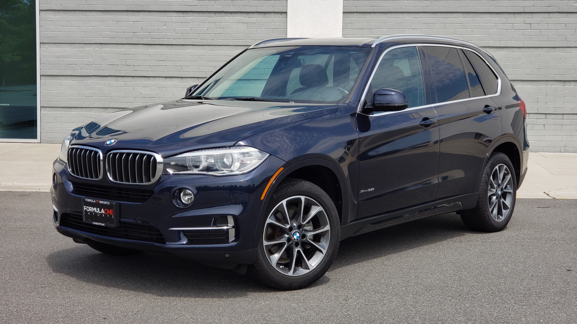 Used 2018 BMW X5 XDRIVE35I PREMIUM / LUXURY / DRVR ASST / HUD / LANE WARNING / REARVIEW for sale $43,695 at Formula Imports in Charlotte NC 28227 1