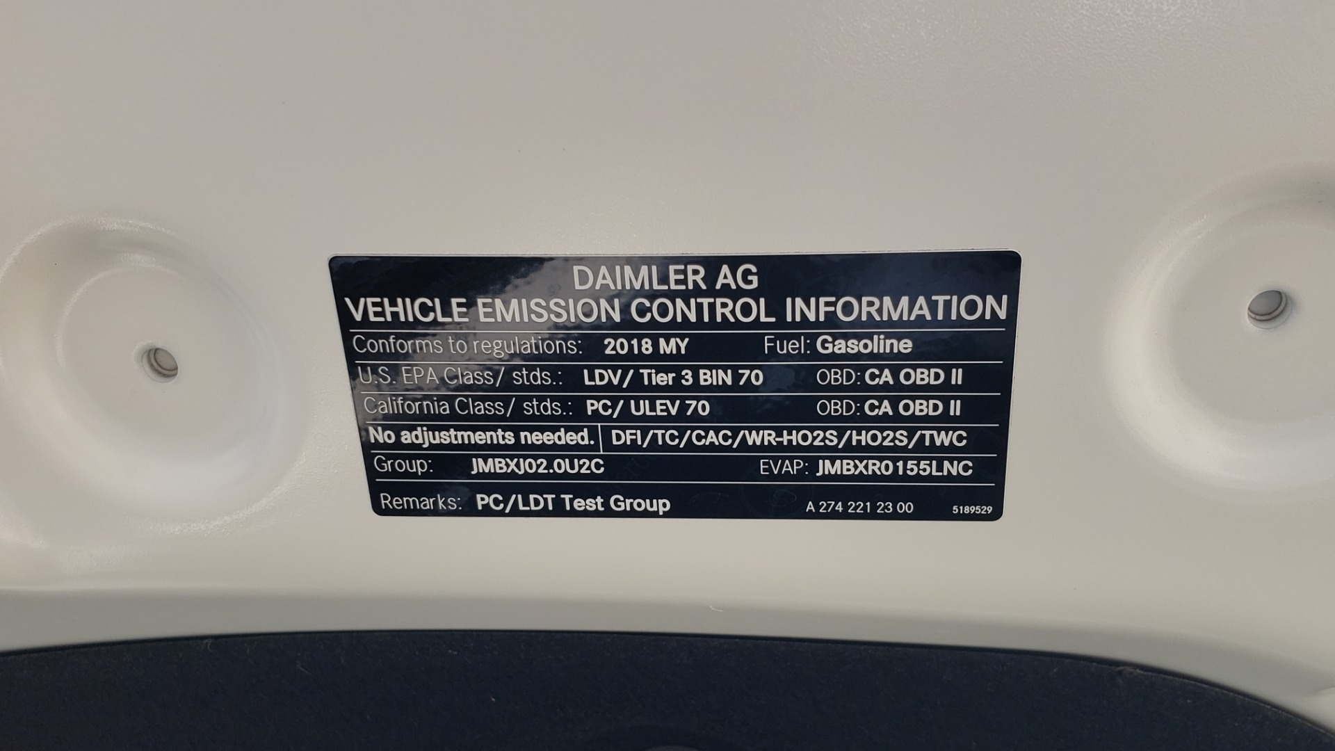 Used 2018 Mercedes-Benz GLC 300 PREMIUM 4MATIC / PANO-ROOF / BURMESTER / REARVIEW for sale $36,295 at Formula Imports in Charlotte NC 28227 14