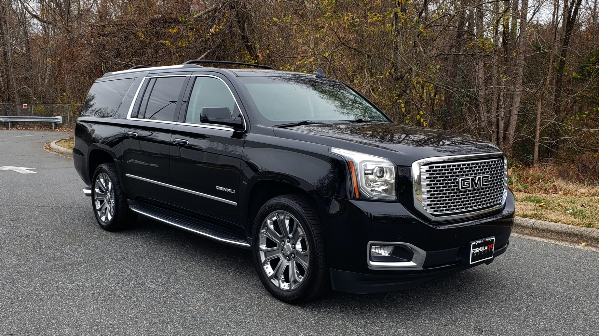 Used 2016 GMC YUKON XL DENALI 4WD / NAV / OPEN ROAD / SUNROOF / ENTERTAIN for sale Sold at Formula Imports in Charlotte NC 28227 10
