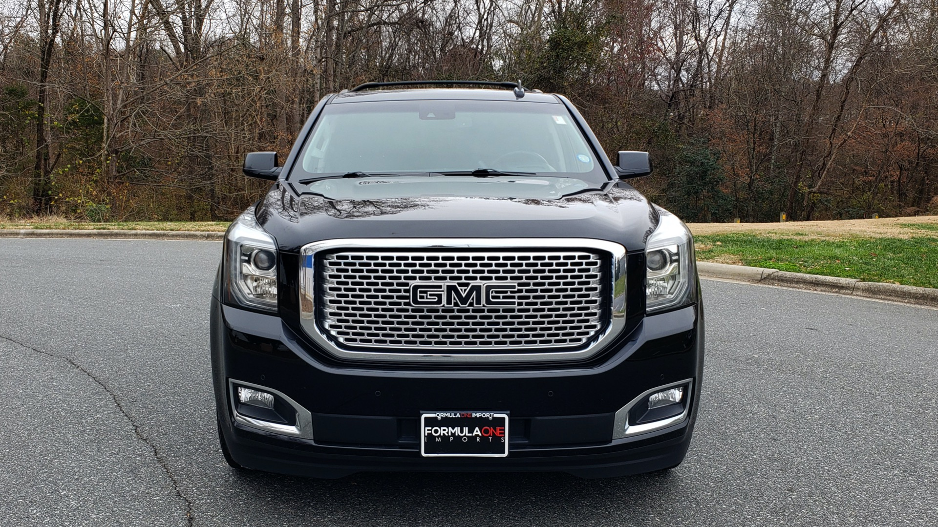 Used 2016 GMC YUKON XL DENALI 4WD / NAV / OPEN ROAD / SUNROOF / ENTERTAIN for sale Sold at Formula Imports in Charlotte NC 28227 27