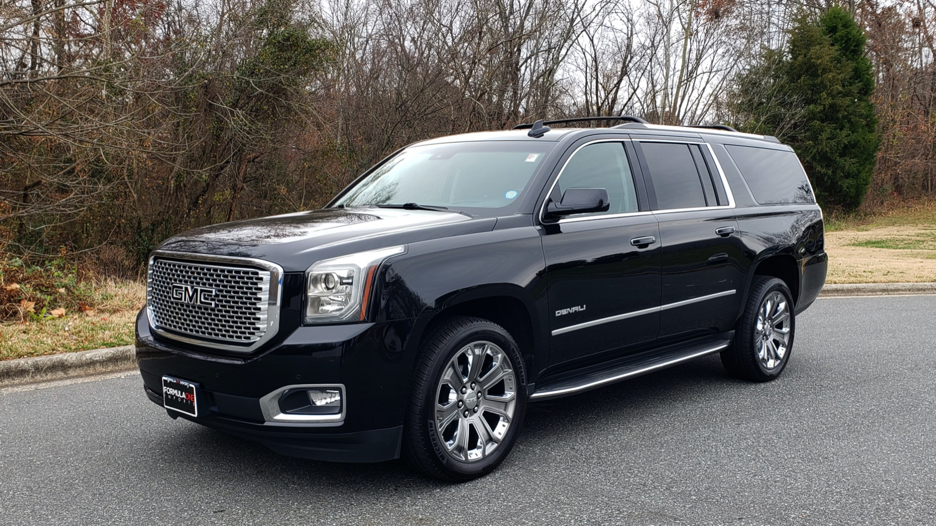 Used 2016 GMC YUKON XL DENALI 4WD / NAV / OPEN ROAD / SUNROOF / ENTERTAIN for sale Sold at Formula Imports in Charlotte NC 28227 1