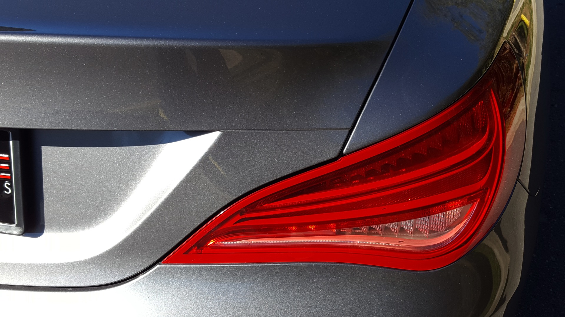 Used 2014 Mercedes-Benz CLA-CLASS CLA 250 / NAV / PANO-ROOF / BLIND SPOT ASSIST / XENON HEADLIGHTS for sale $19,995 at Formula Imports in Charlotte NC 28227 10