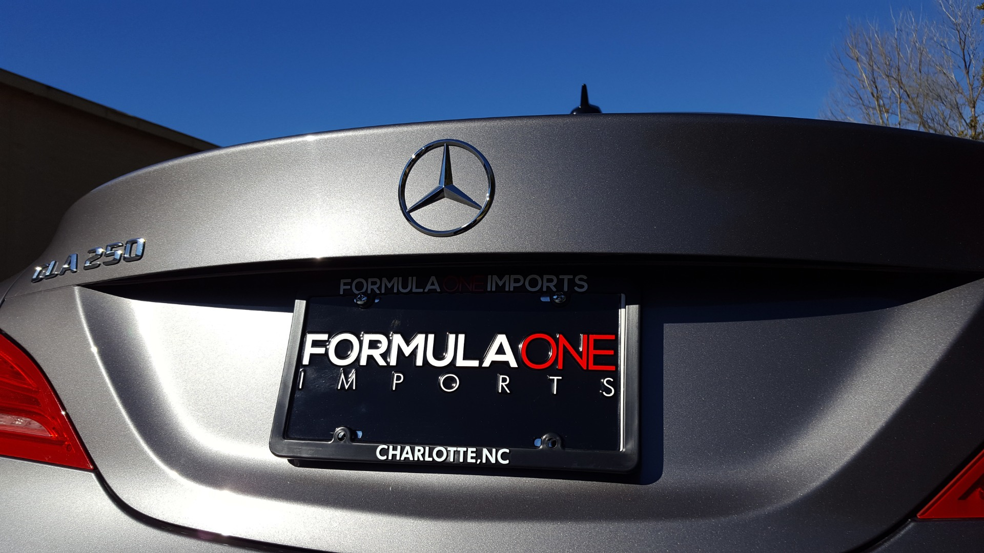 Used 2014 Mercedes-Benz CLA-CLASS CLA 250 / NAV / PANO-ROOF / BLIND SPOT ASSIST / XENON HEADLIGHTS for sale $19,995 at Formula Imports in Charlotte NC 28227 11