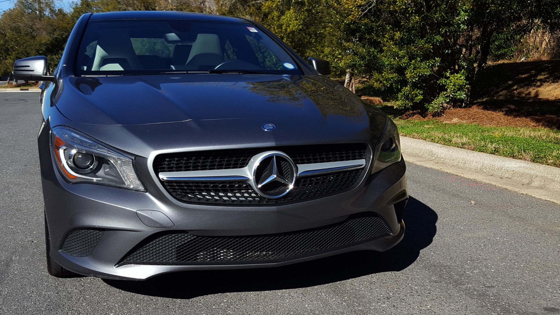 Used 2014 Mercedes-Benz CLA-CLASS CLA 250 / NAV / PANO-ROOF / BLIND SPOT ASSIST / XENON HEADLIGHTS for sale $19,995 at Formula Imports in Charlotte NC 28227 5