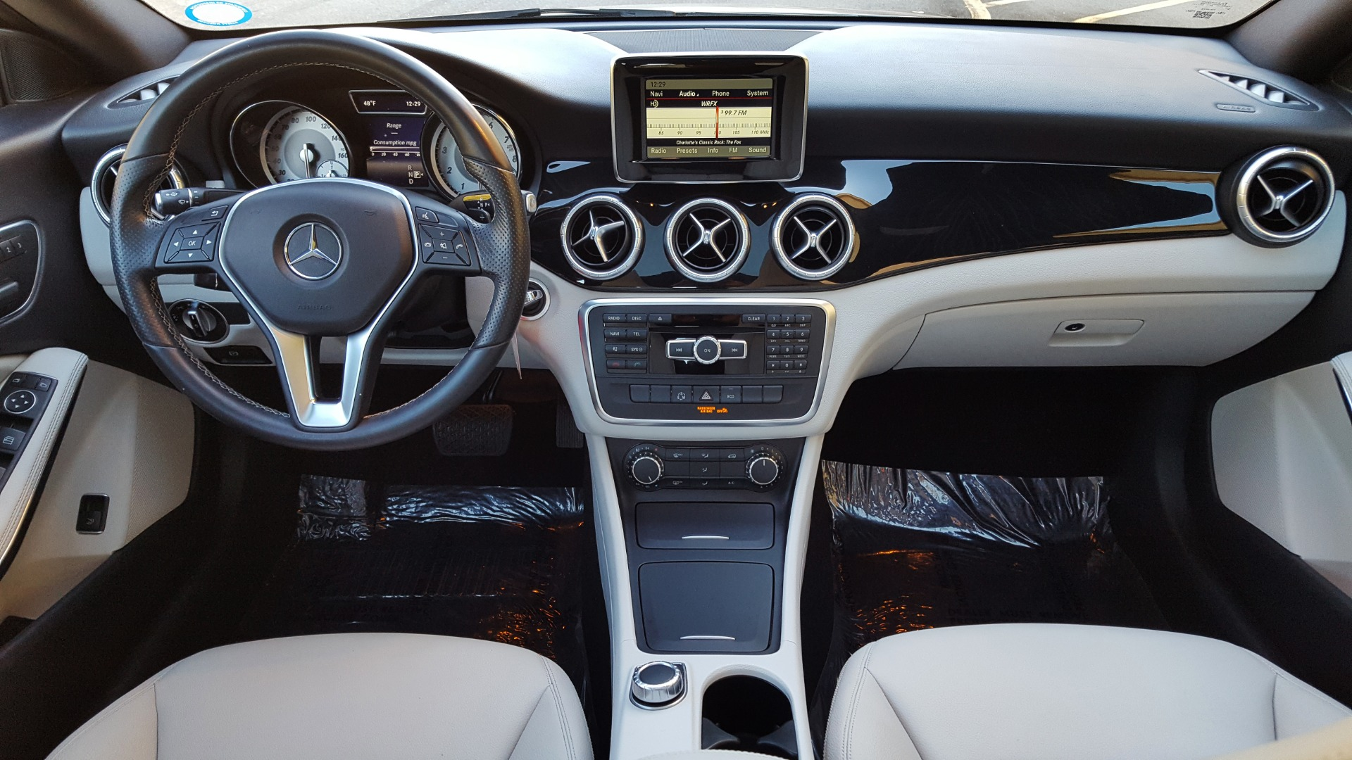 Used 2014 Mercedes-Benz CLA-CLASS CLA 250 / NAV / PANO-ROOF / BLIND SPOT ASSIST / XENON HEADLIGHTS for sale $19,995 at Formula Imports in Charlotte NC 28227 65