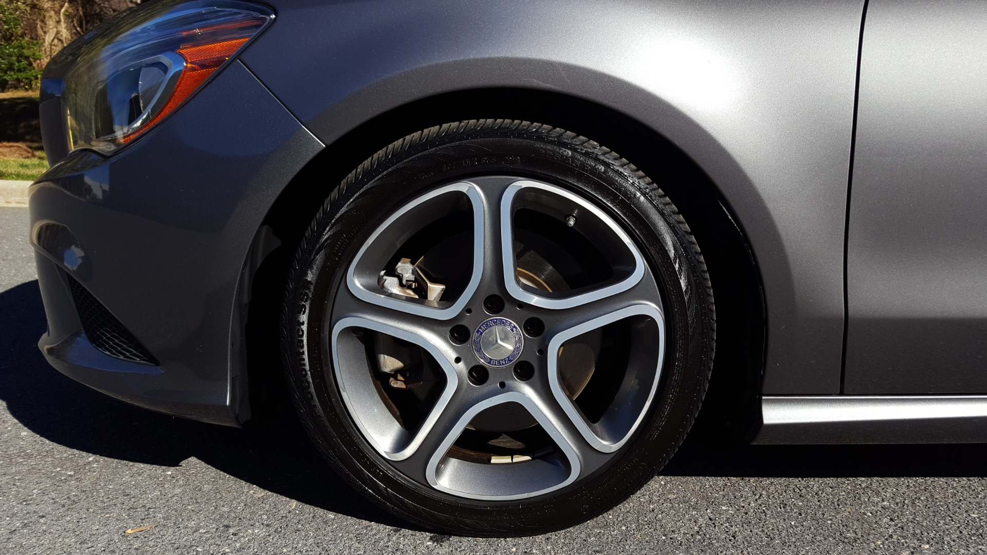 Used 2014 Mercedes-Benz CLA-CLASS CLA 250 / NAV / PANO-ROOF / BLIND SPOT ASSIST / XENON HEADLIGHTS for sale $19,995 at Formula Imports in Charlotte NC 28227 66