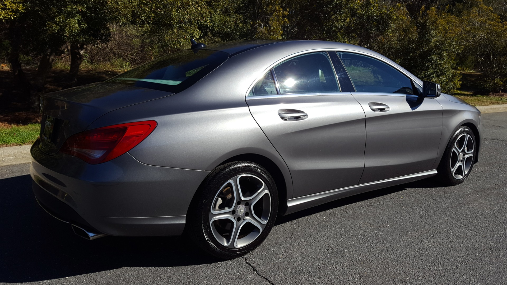 Used 2014 Mercedes-Benz CLA-CLASS CLA 250 / NAV / PANO-ROOF / BLIND SPOT ASSIST / XENON HEADLIGHTS for sale $19,995 at Formula Imports in Charlotte NC 28227 8