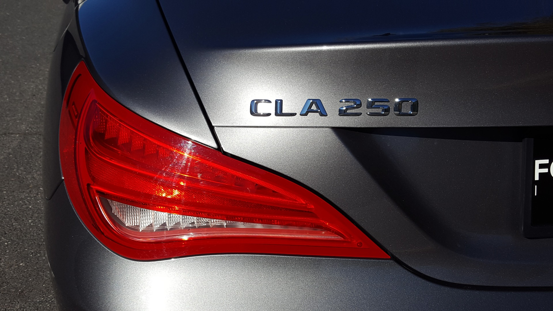 Used 2014 Mercedes-Benz CLA-CLASS CLA 250 / NAV / PANO-ROOF / BLIND SPOT ASSIST / XENON HEADLIGHTS for sale $19,995 at Formula Imports in Charlotte NC 28227 9