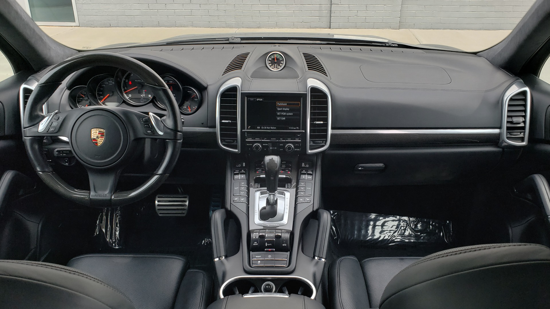 Used 2014 Porsche CAYENNE TURBO S / AWD / NAV / BOSE / PANO-ROOF / LCA / REARVIEW for sale Sold at Formula Imports in Charlotte NC 28227 86