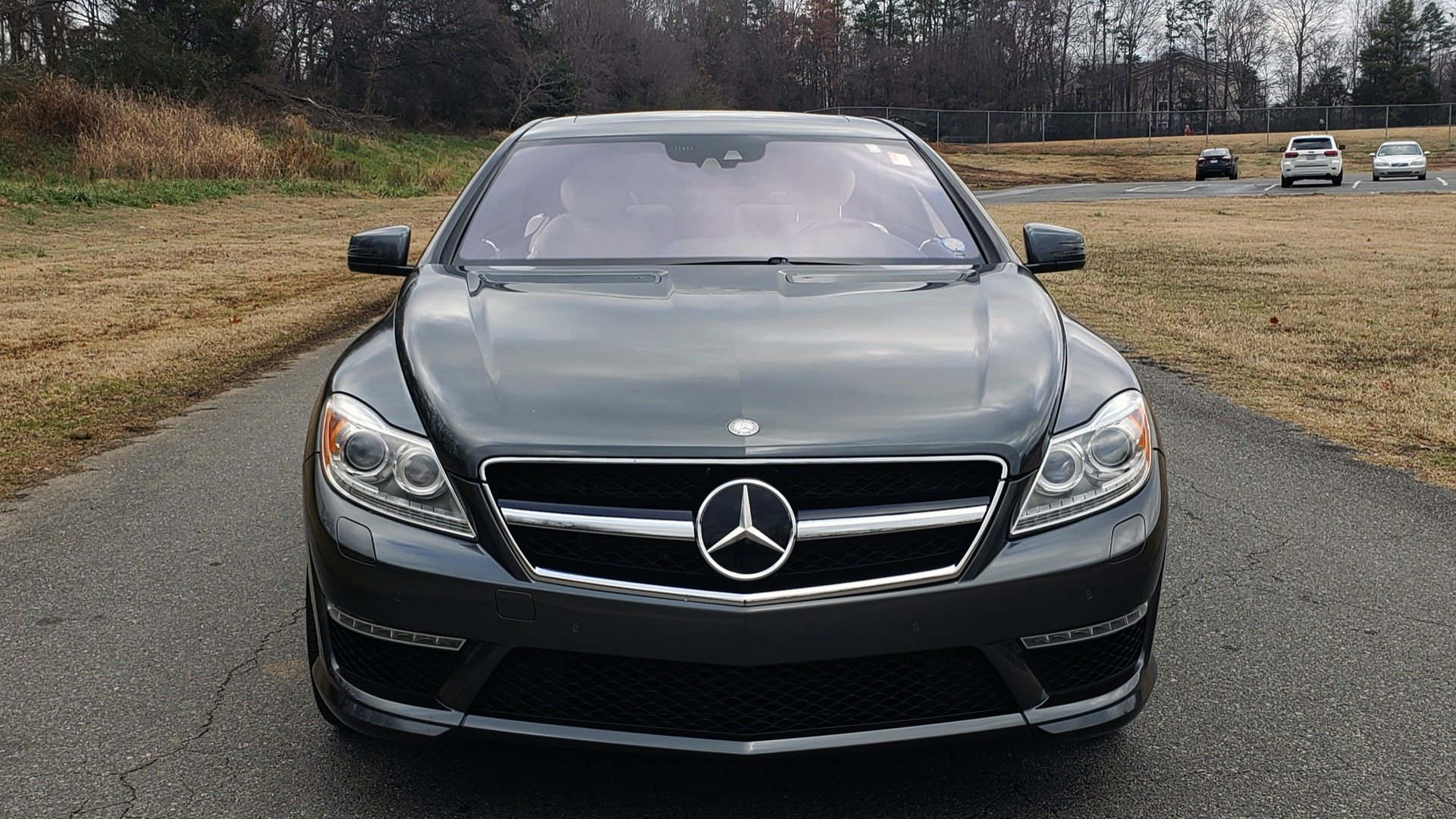 Used 2012 Mercedes-Benz CL-Class CL 63 AMG for sale Sold at Formula Imports in Charlotte NC 28227 10