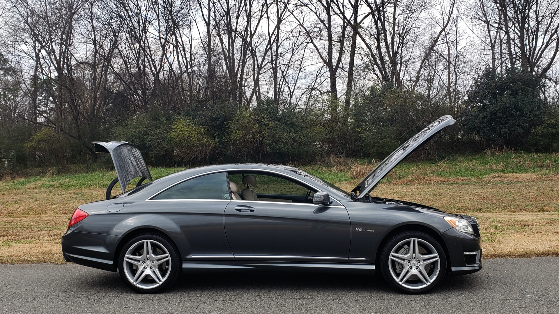 Used 2012 Mercedes-Benz CL-Class CL 63 AMG for sale Sold at Formula Imports in Charlotte NC 28227 17
