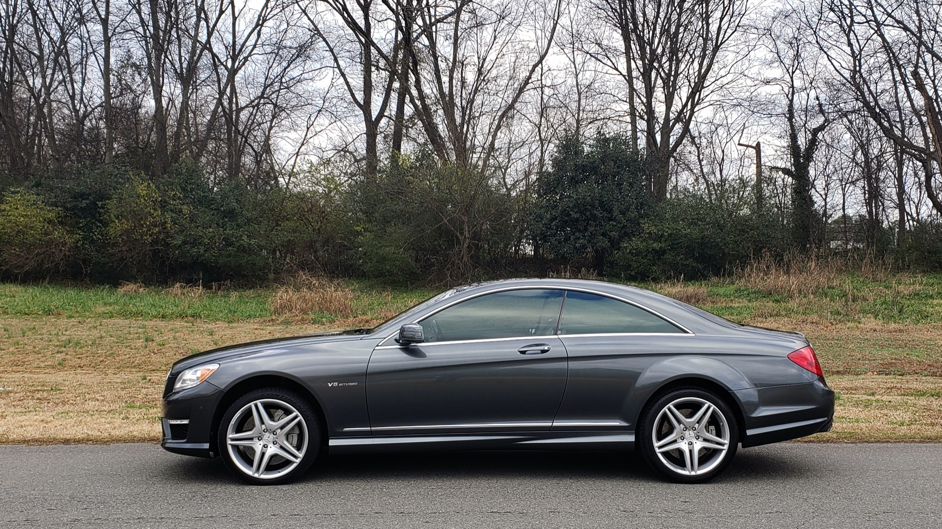 Used 2012 Mercedes-Benz CL-Class CL 63 AMG for sale Sold at Formula Imports in Charlotte NC 28227 2