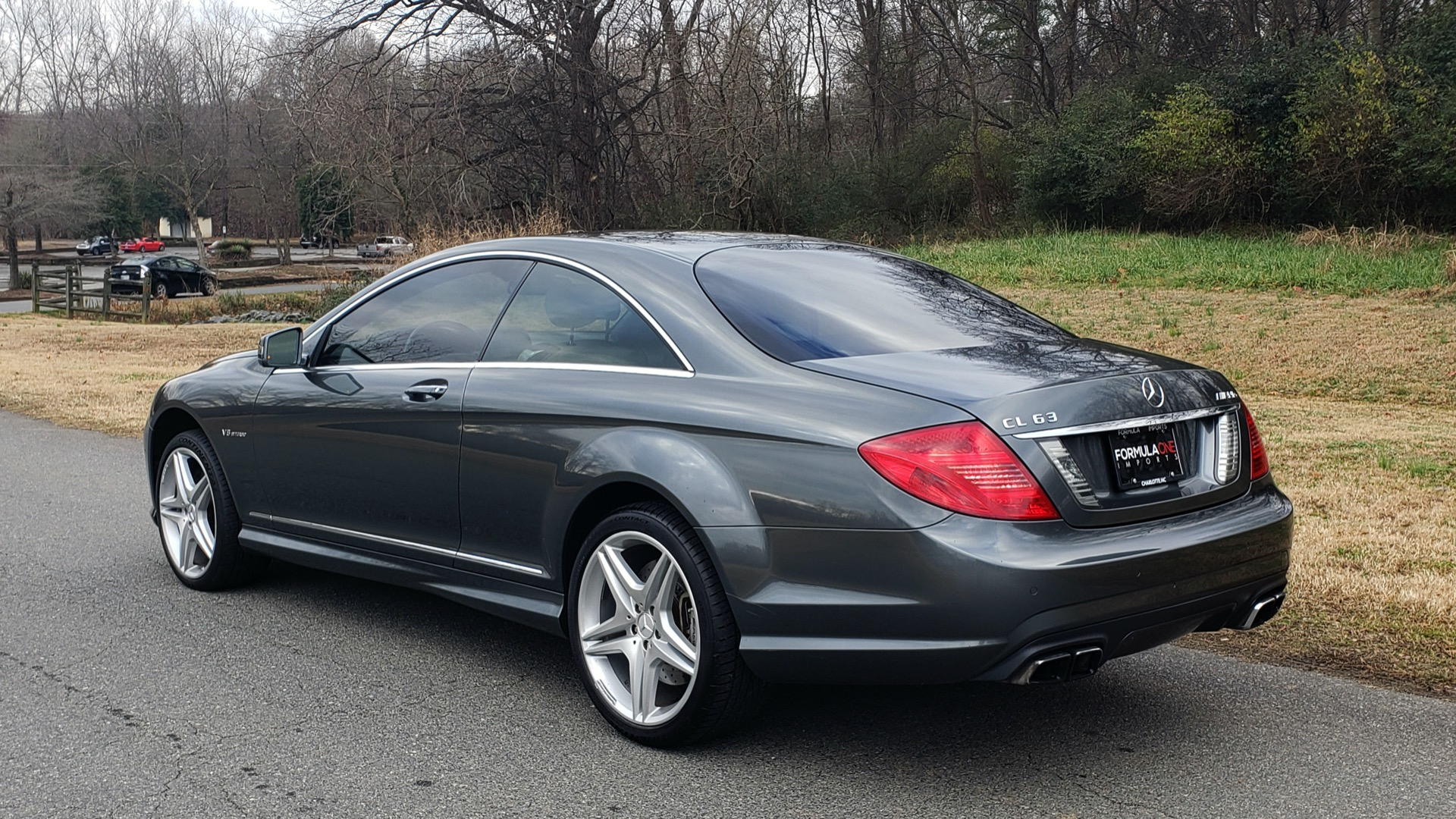 Used 2012 Mercedes-Benz CL-Class CL 63 AMG for sale Sold at Formula Imports in Charlotte NC 28227 3