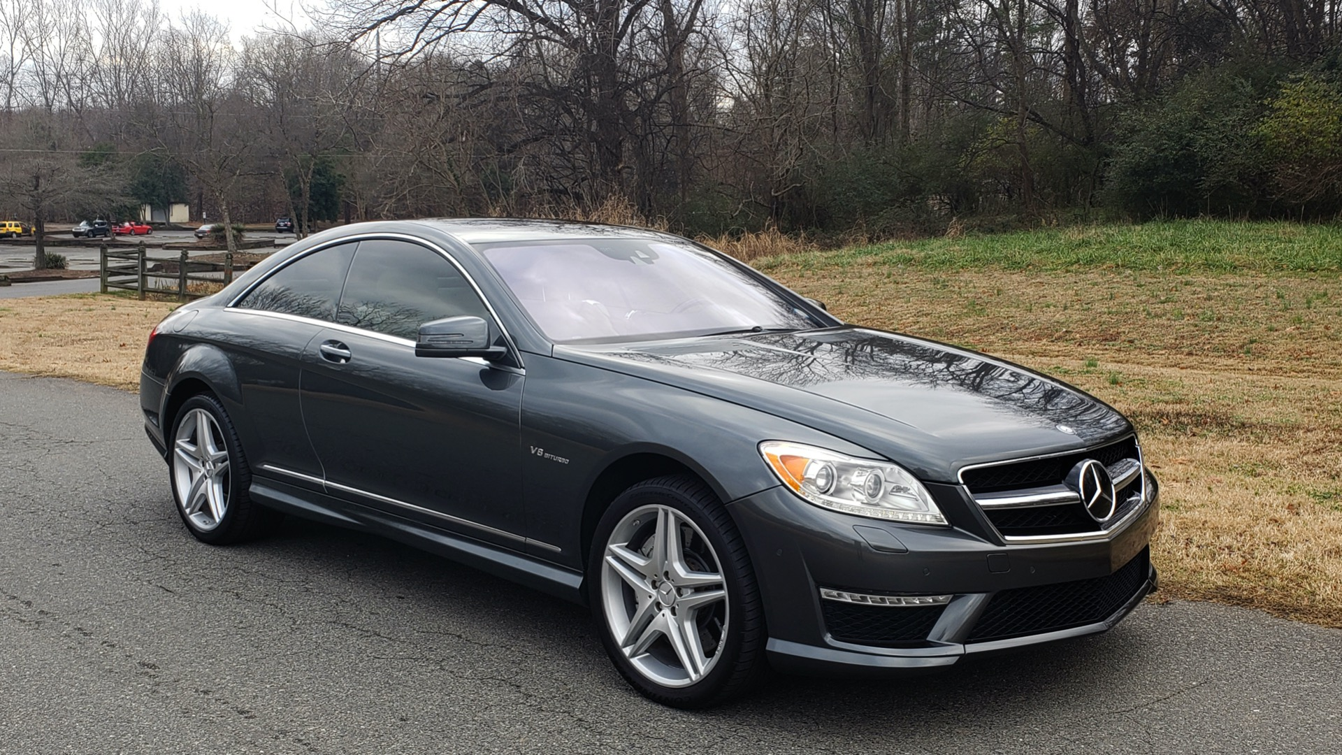 Used 2012 Mercedes-Benz CL-Class CL 63 AMG for sale Sold at Formula Imports in Charlotte NC 28227 4