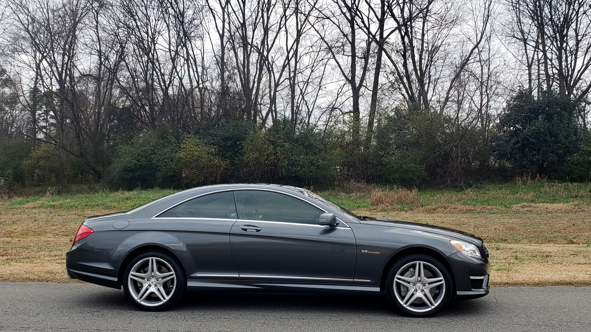 Used 2012 Mercedes-Benz CL-Class CL 63 AMG for sale Sold at Formula Imports in Charlotte NC 28227 5