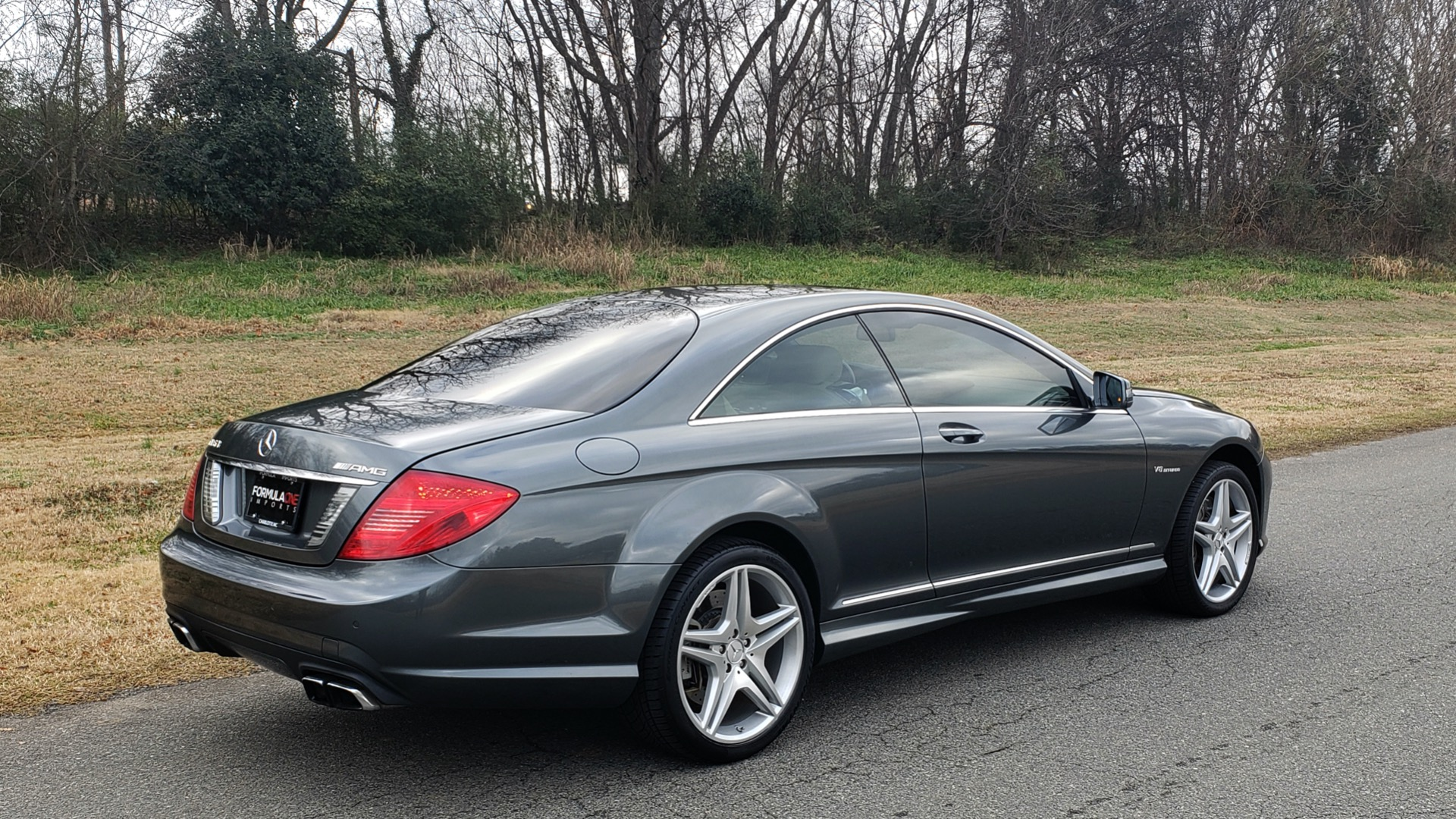 Used 2012 Mercedes-Benz CL-Class CL 63 AMG for sale Sold at Formula Imports in Charlotte NC 28227 6