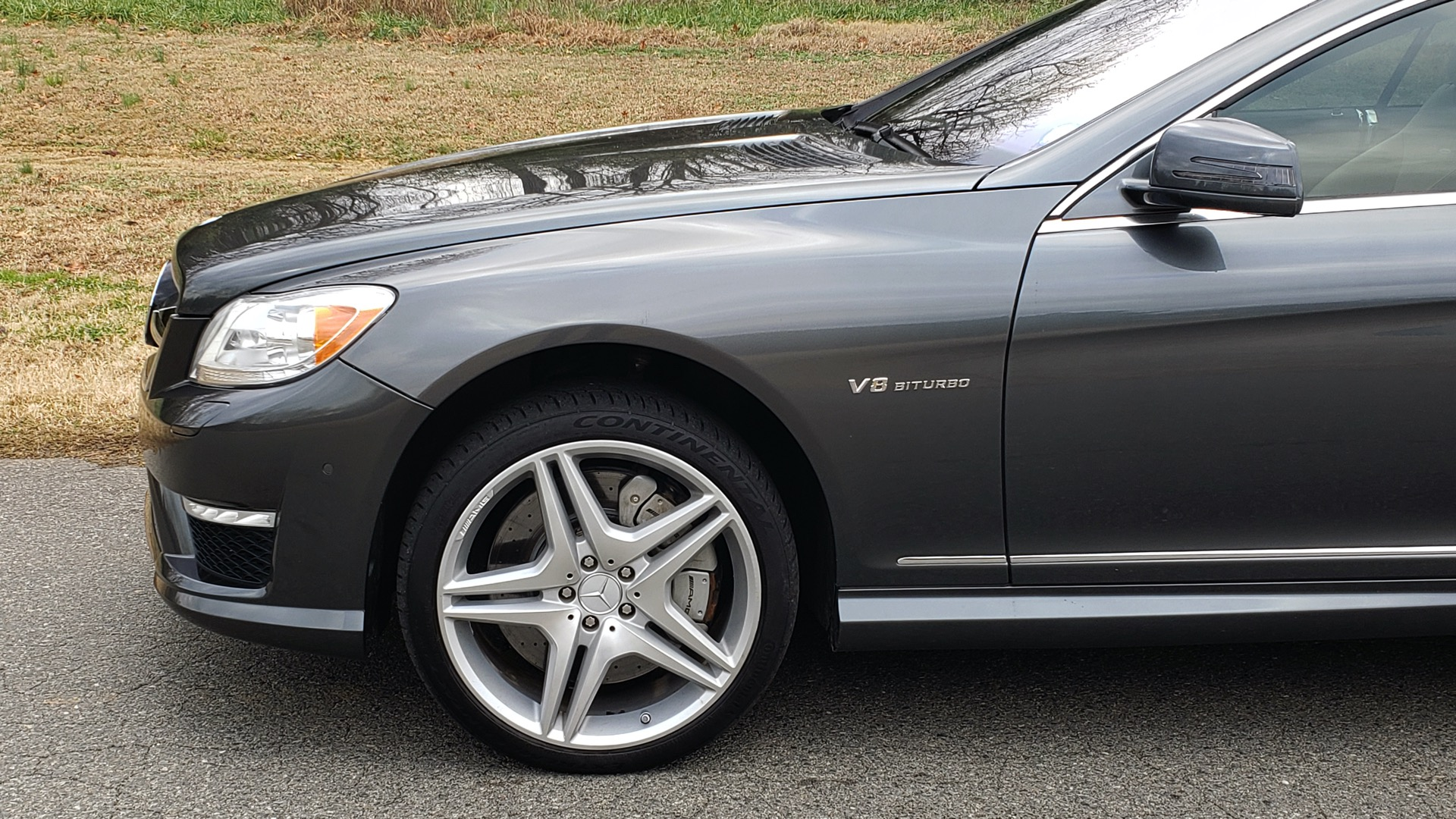 Used 2012 Mercedes-Benz CL-Class CL 63 AMG for sale Sold at Formula Imports in Charlotte NC 28227 76
