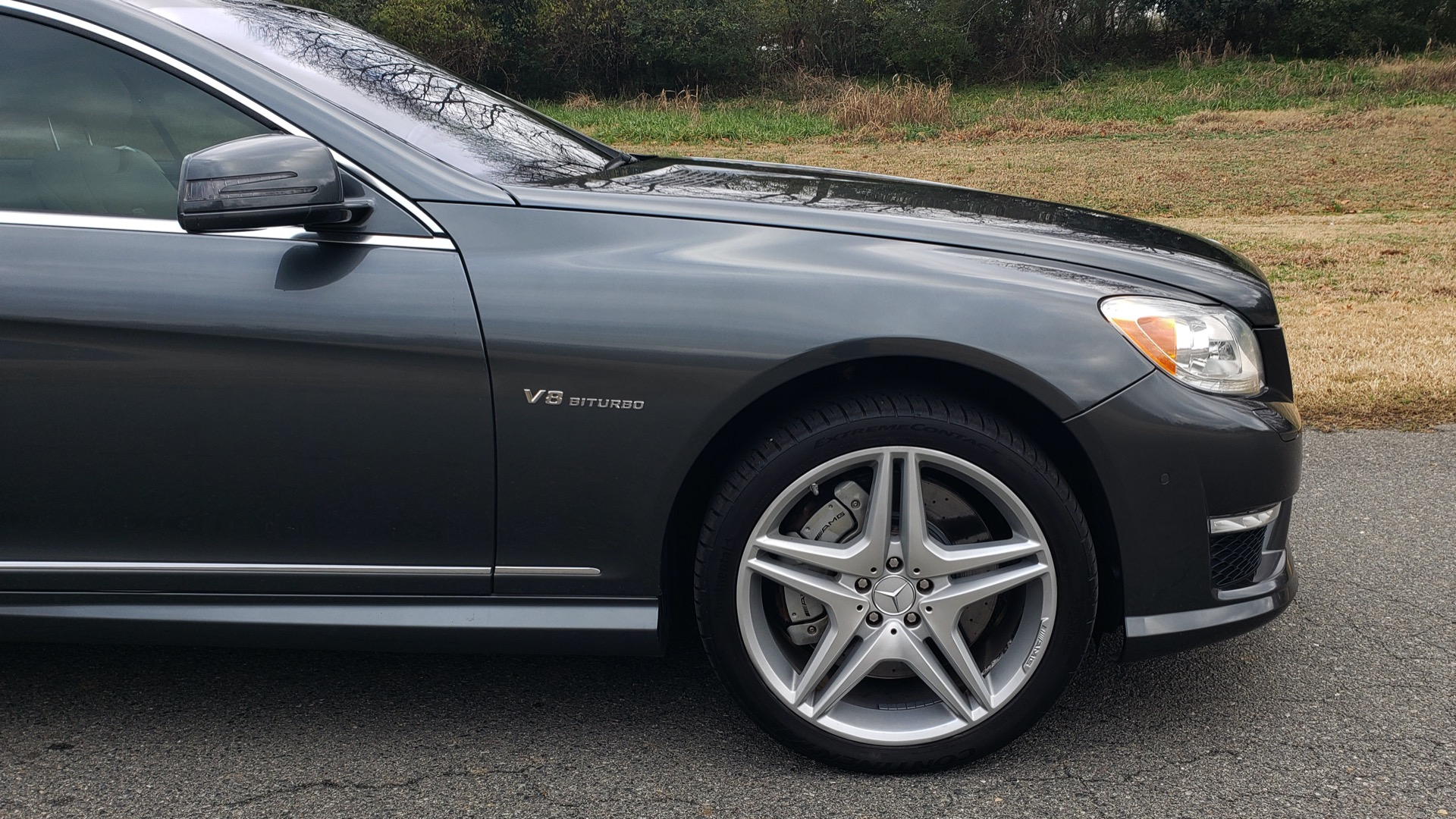 Used 2012 Mercedes-Benz CL-Class CL 63 AMG for sale Sold at Formula Imports in Charlotte NC 28227 79